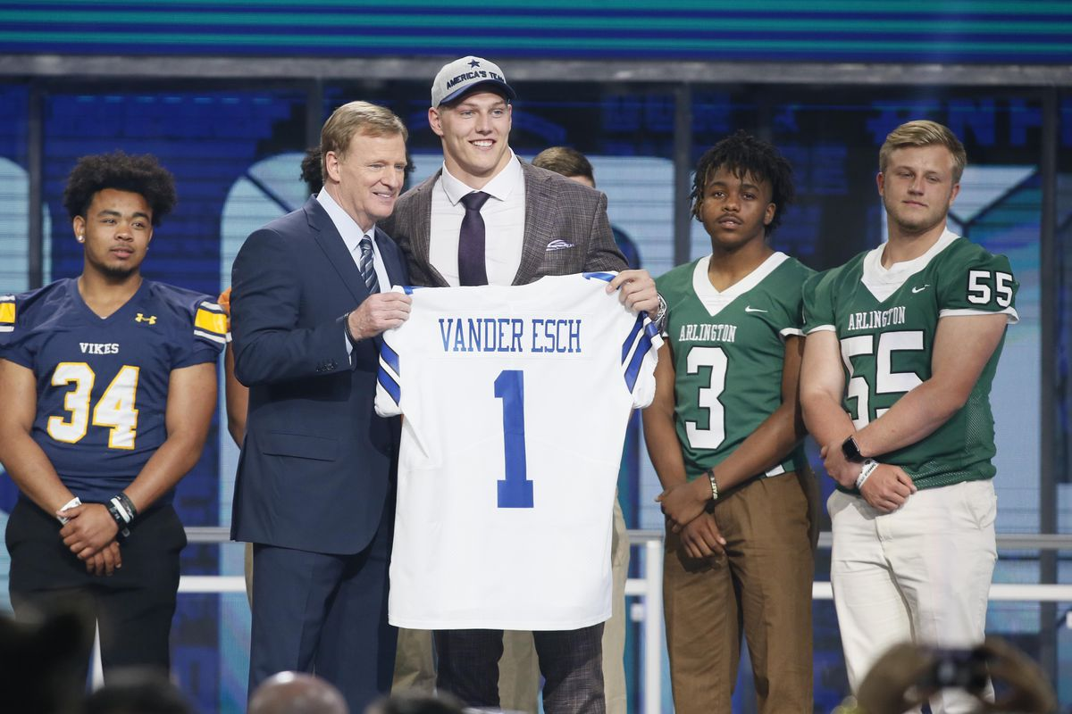 Dallas Cowboys 2018 Draft Class