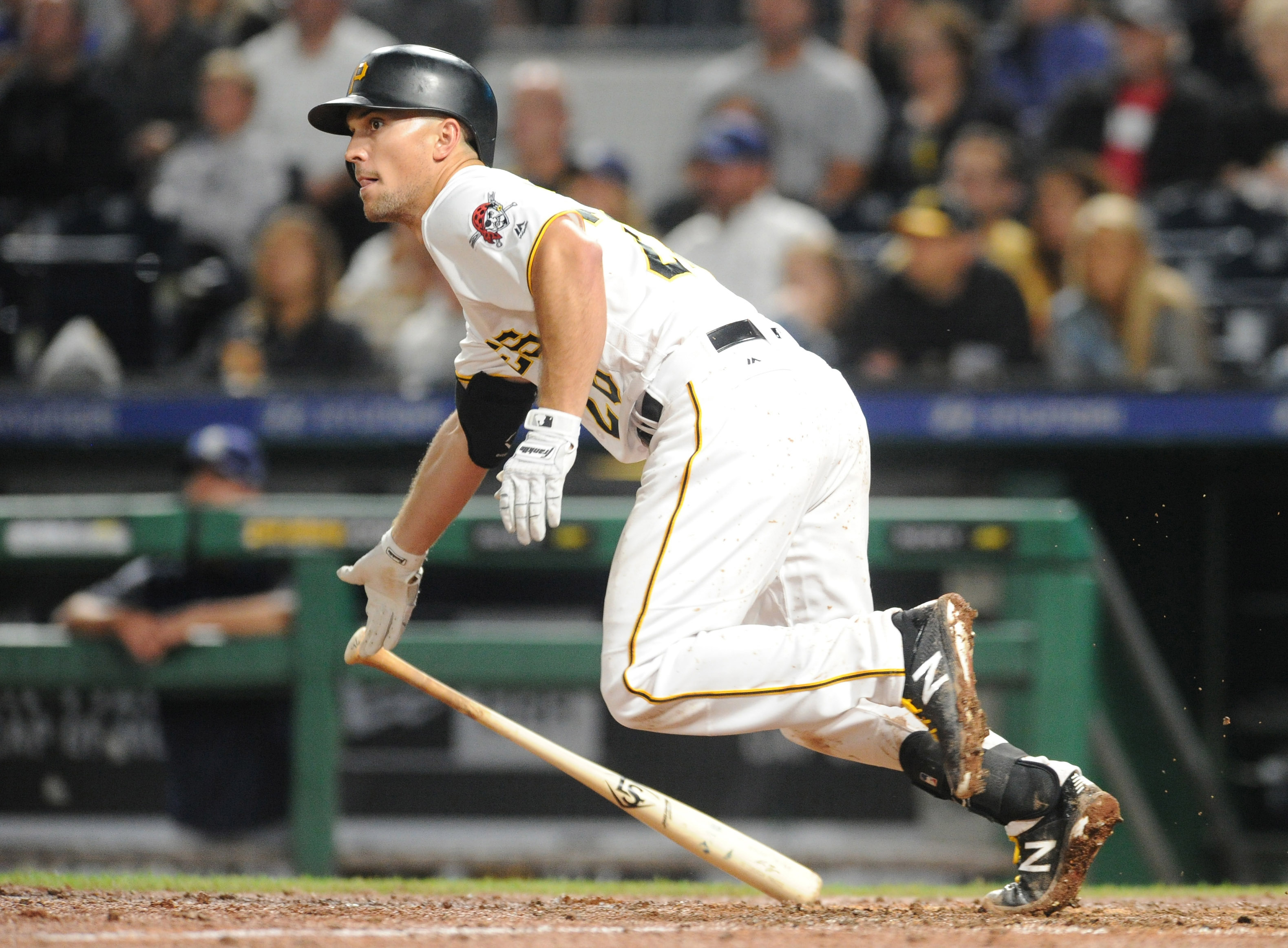 Pittsburgh Pirates Stock Report: August 19-25