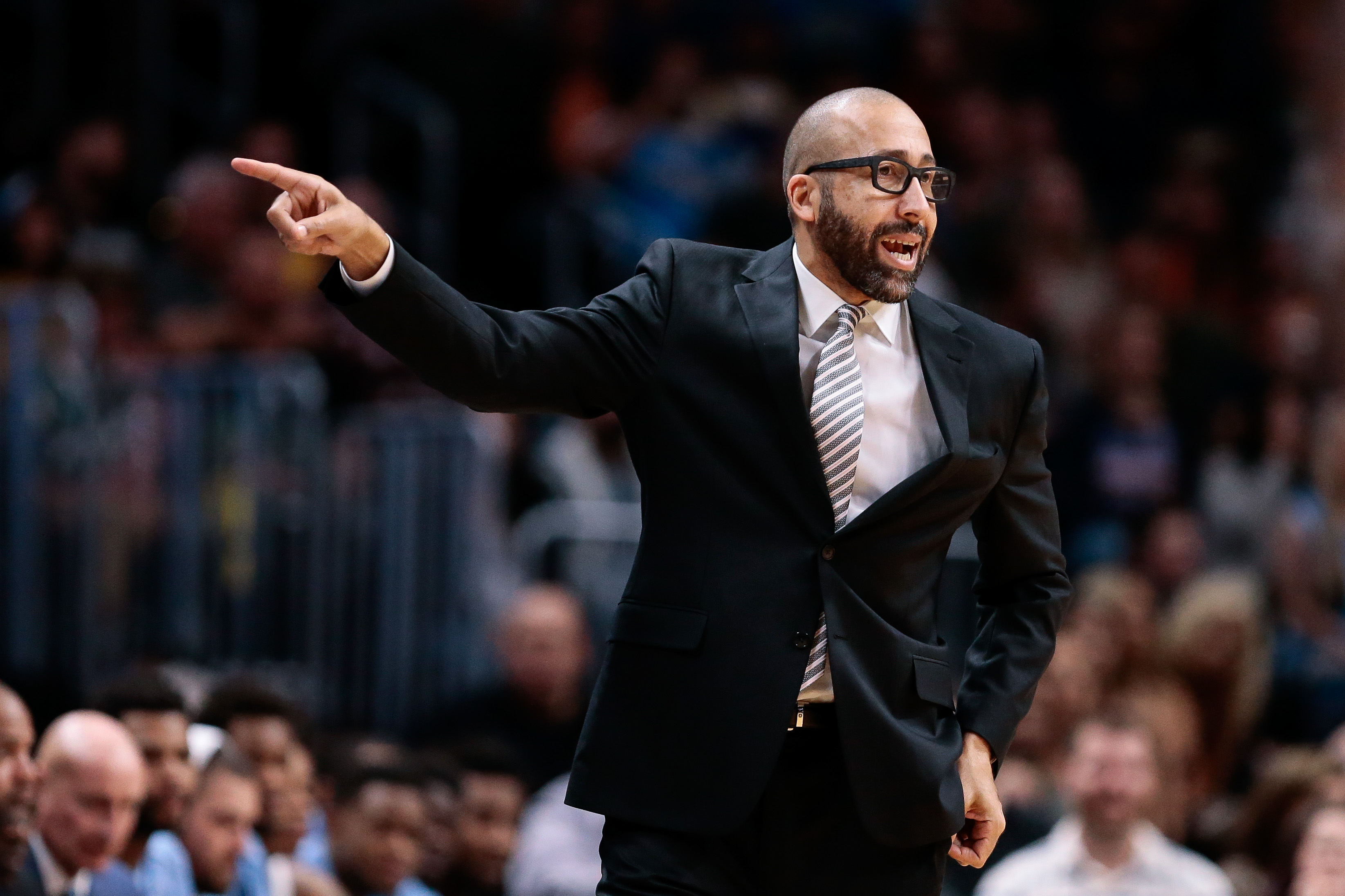 David Fizdale will interview for Knicks' head coaching position