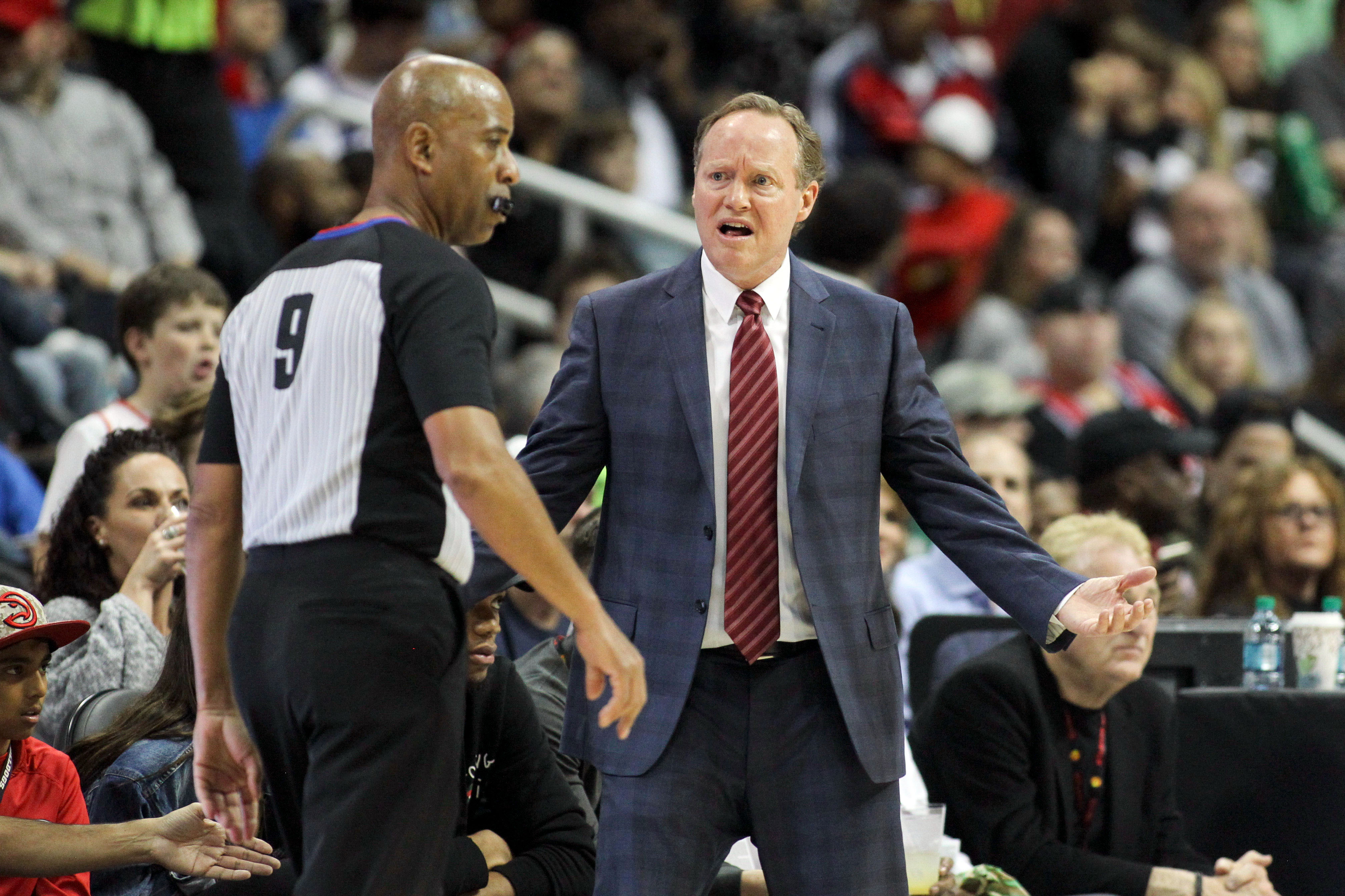 Will divorce from Hawks move Mike Budenholzer closer to Knicks?