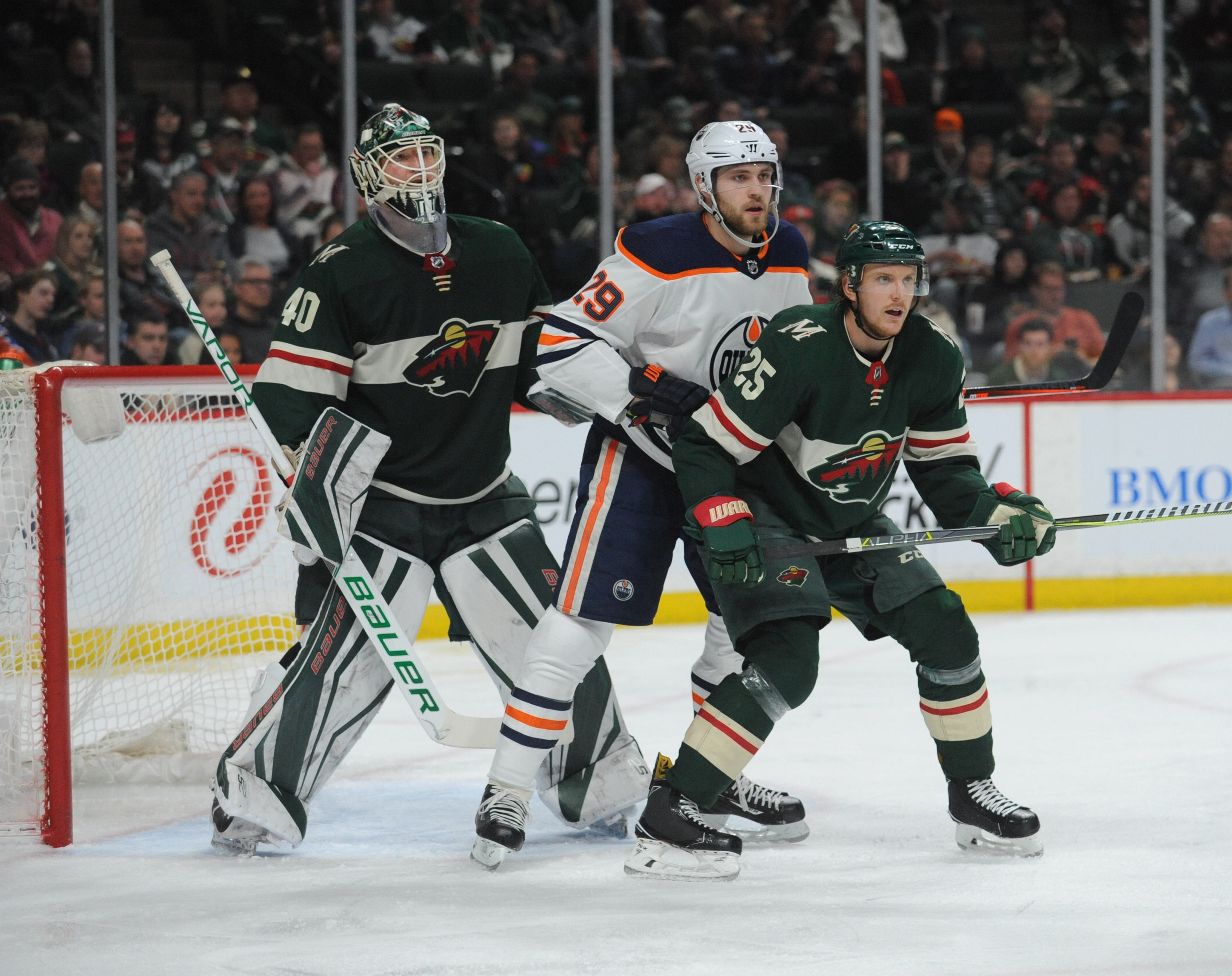 No Suter, No Problem as Wild Shut Down the Oilers 3-0