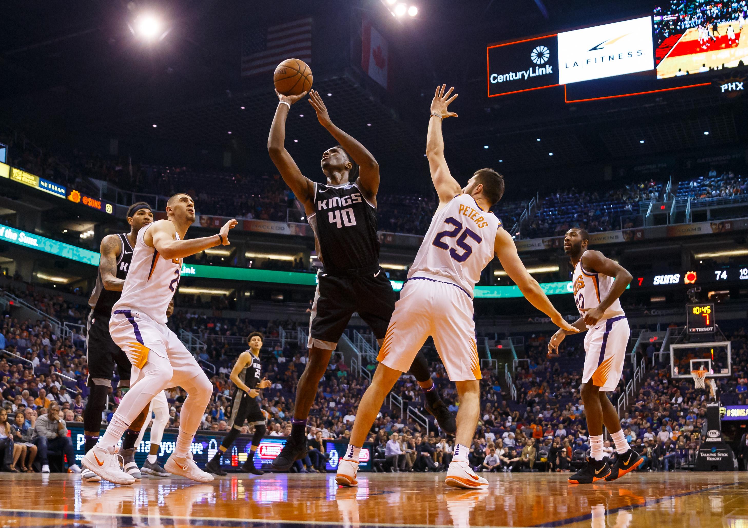 Nigel Hayes' Rookie Season Culminates With Three NBA Call-Ups