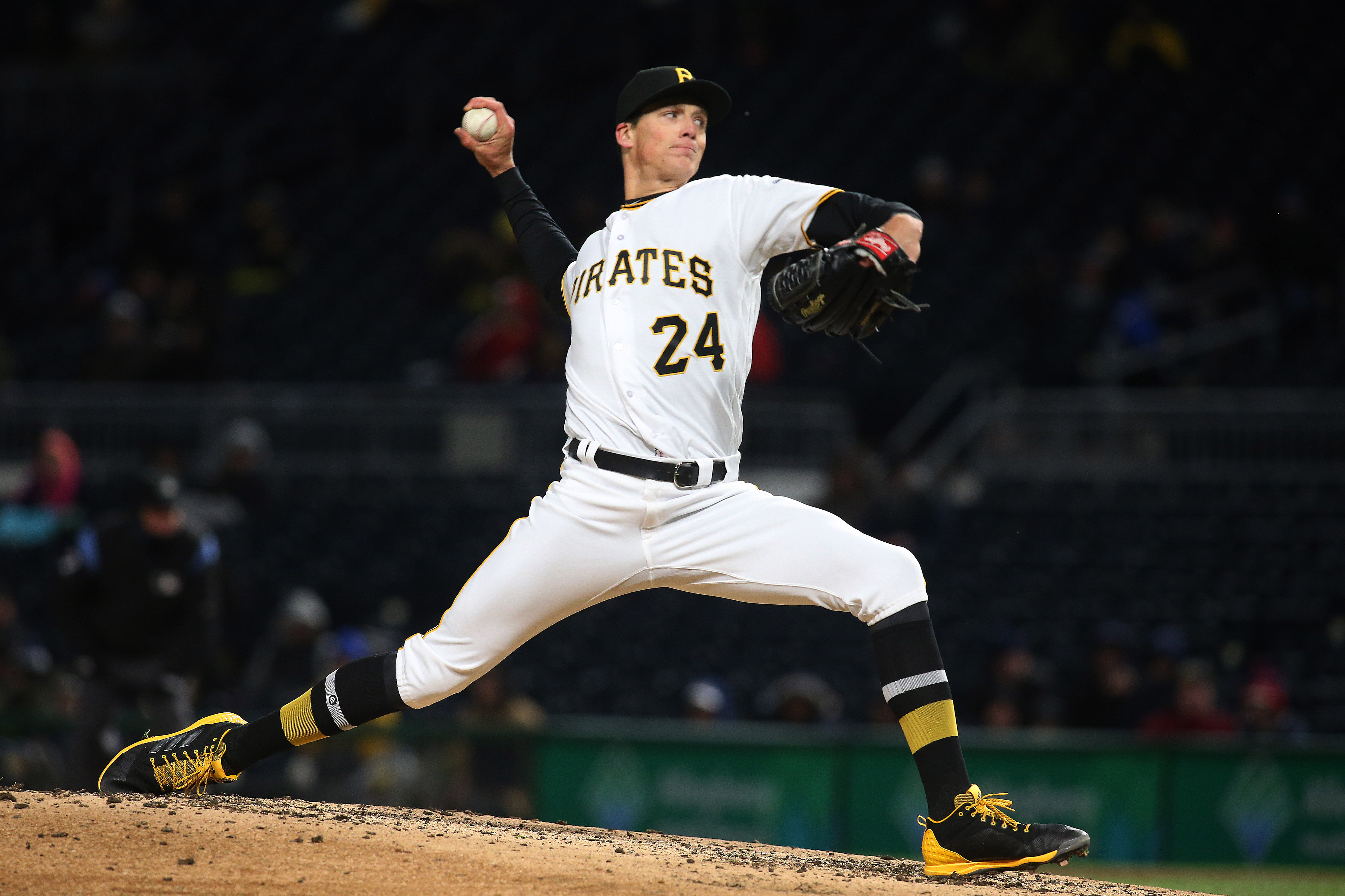 Pittsburgh Pirates Stock Report: April 22-28