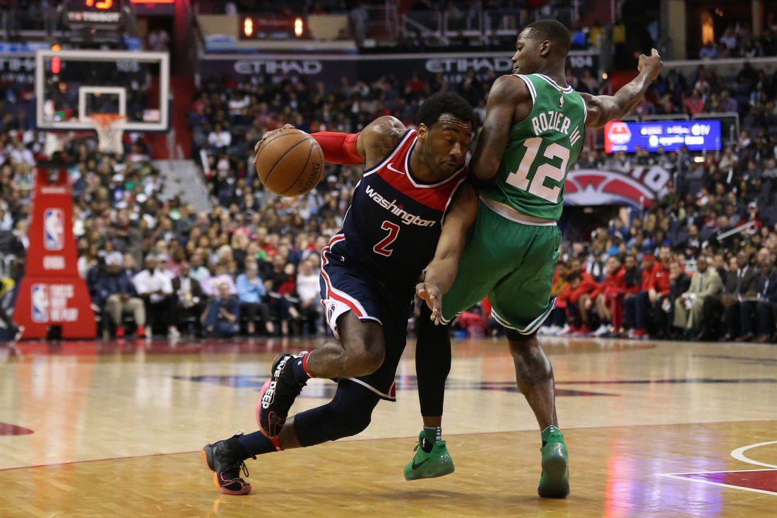 Recap: Celtics dragged by Wizards