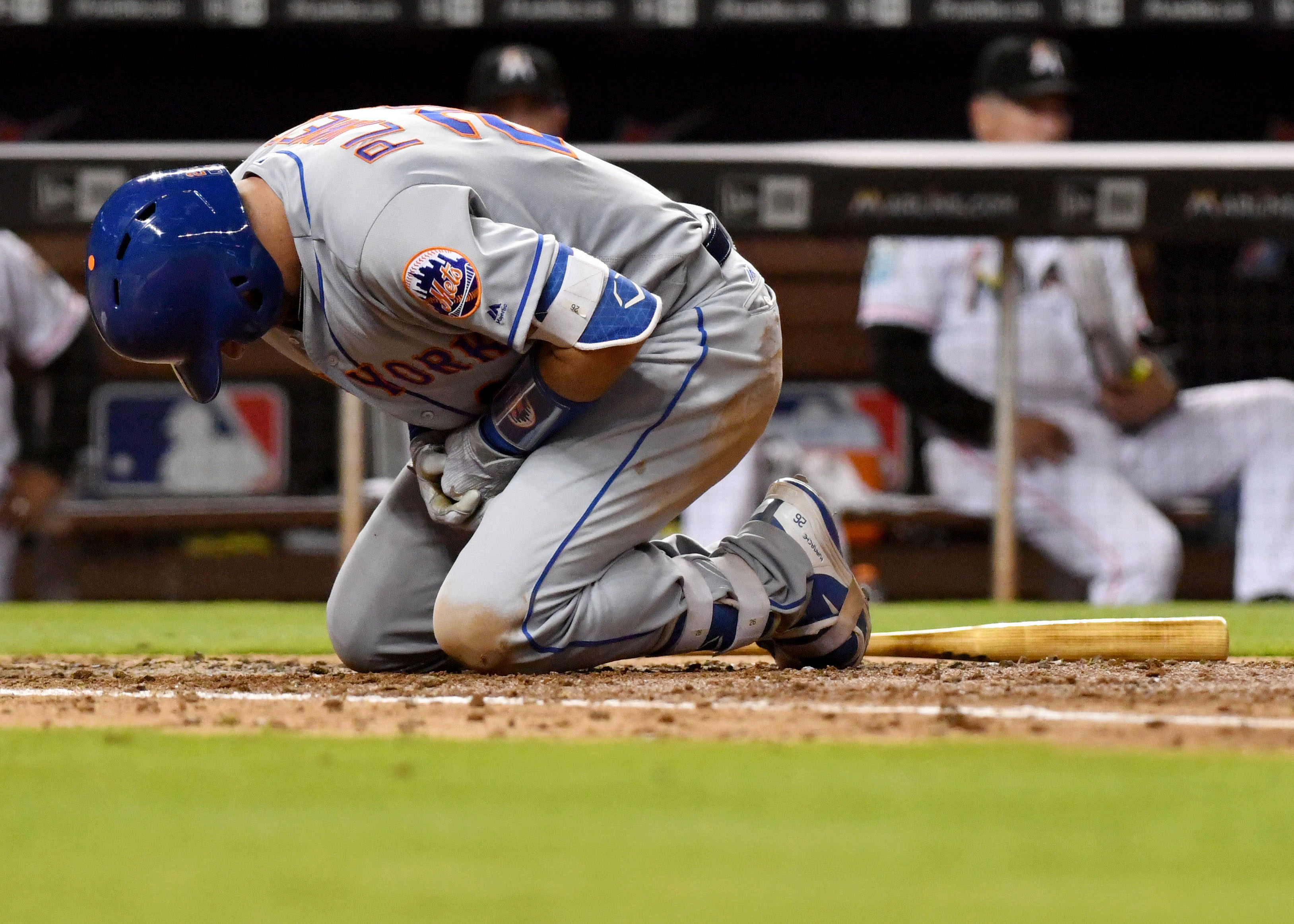 Kevin Plawecki Injury Changes The New York Mets' Equation At Catcher