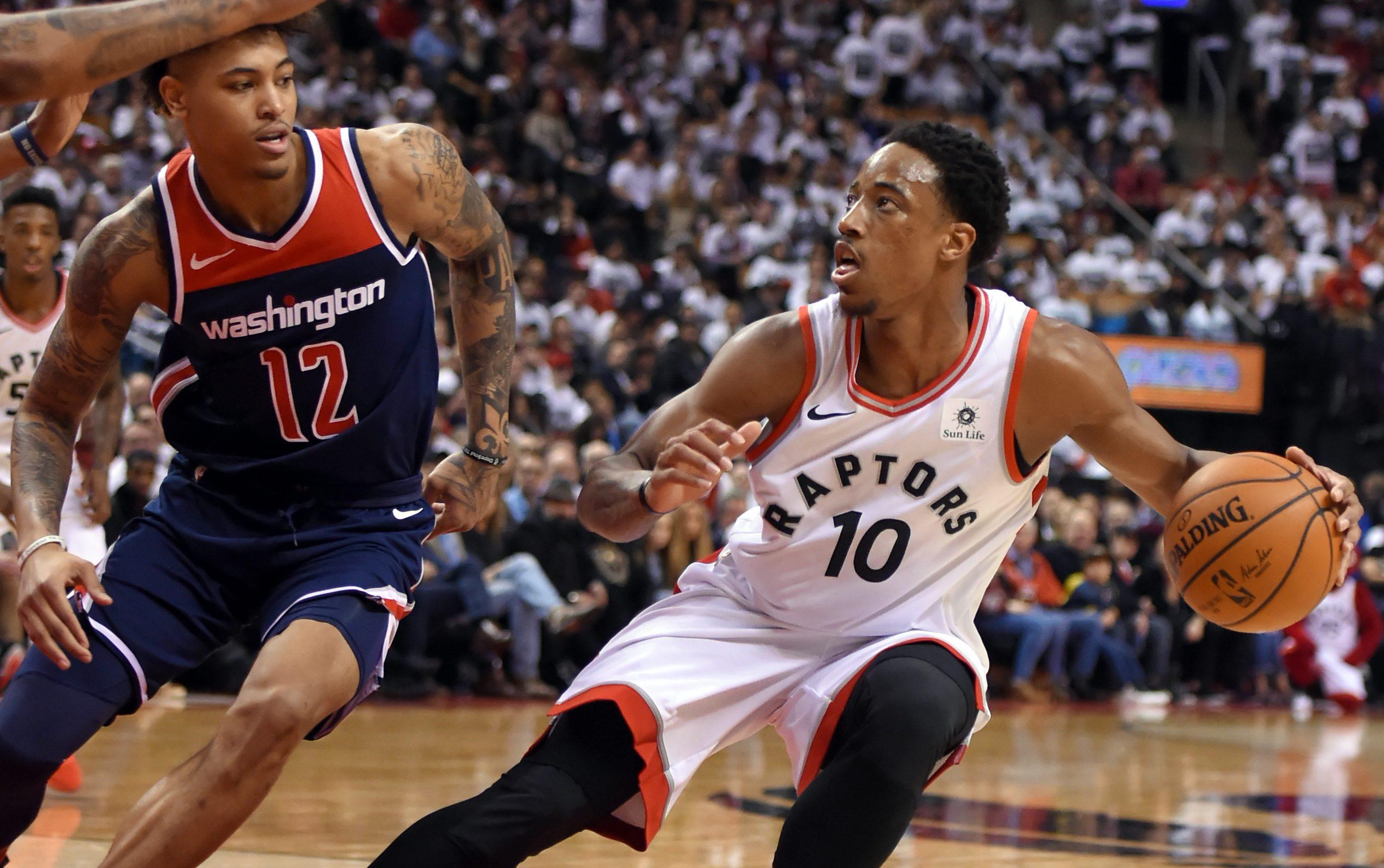 Wizards Look To Earn Series Tie Against Raptors