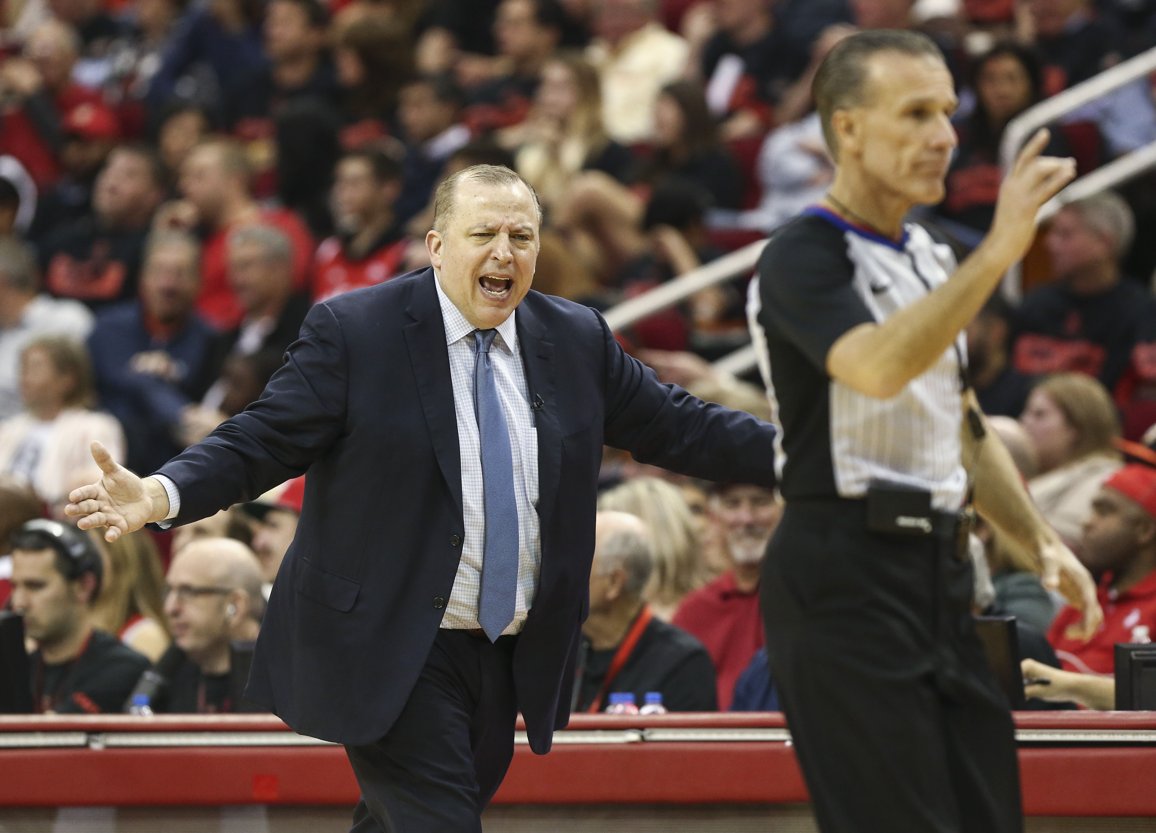 What Do The Timberwolves Need To Do To Win Game 2? Only Thibs Knows