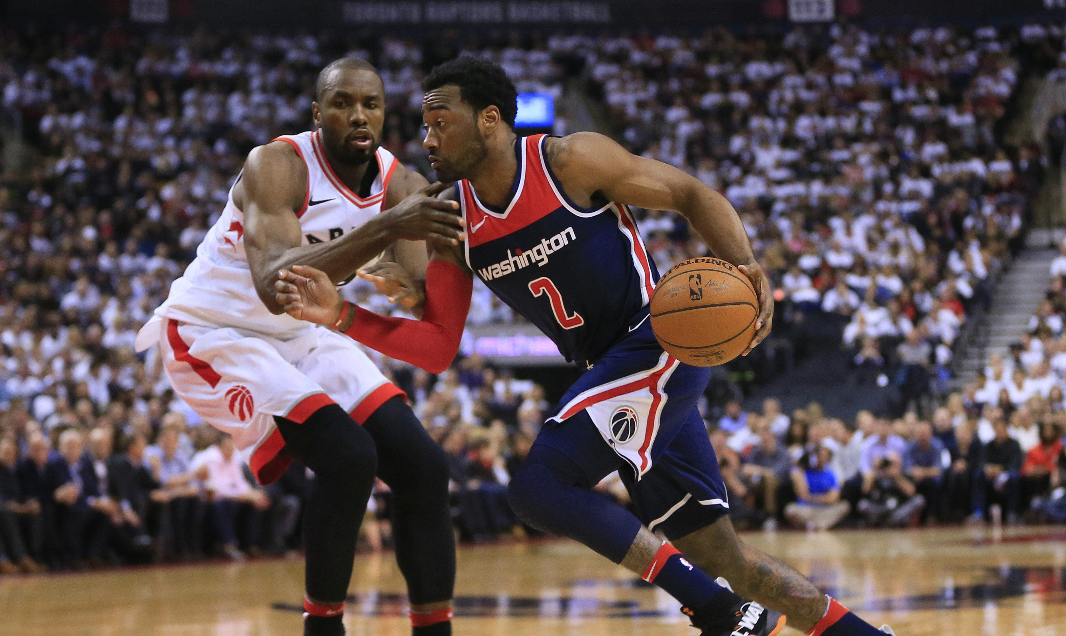 Wizards Carryover Poor Defense In Game 2 Against Raptors