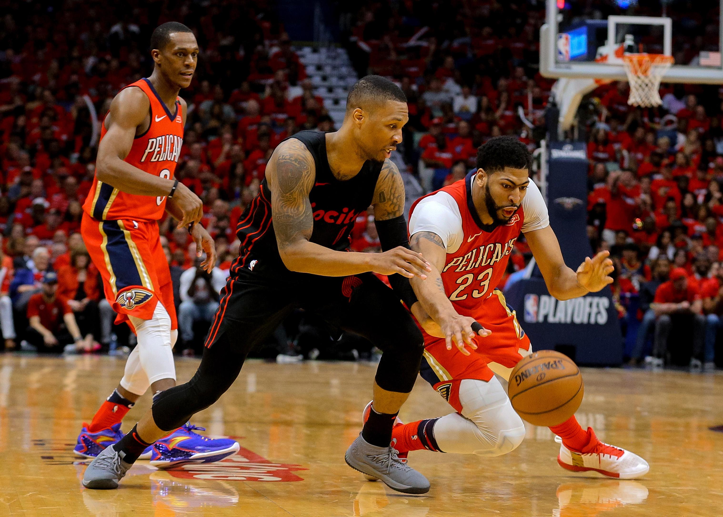 Pelican Post Game Report #180 Pelicans VS Trail Blazers Playoff Game 3 Recap & More...