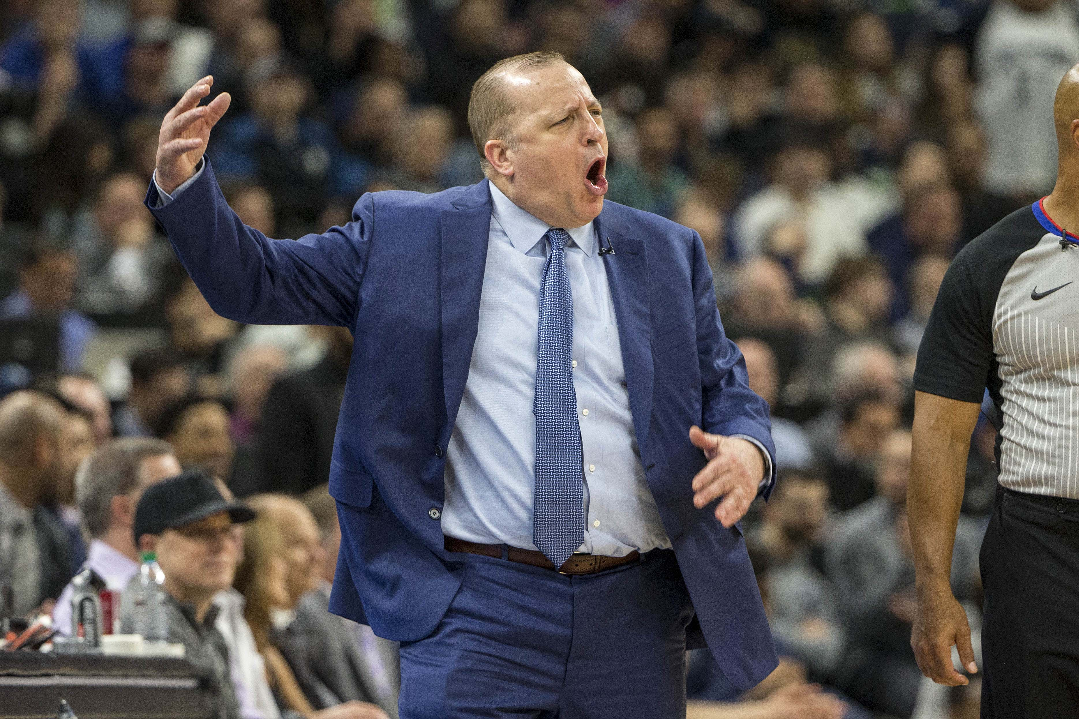 """""""Fire Thibs""""—Poof!"""