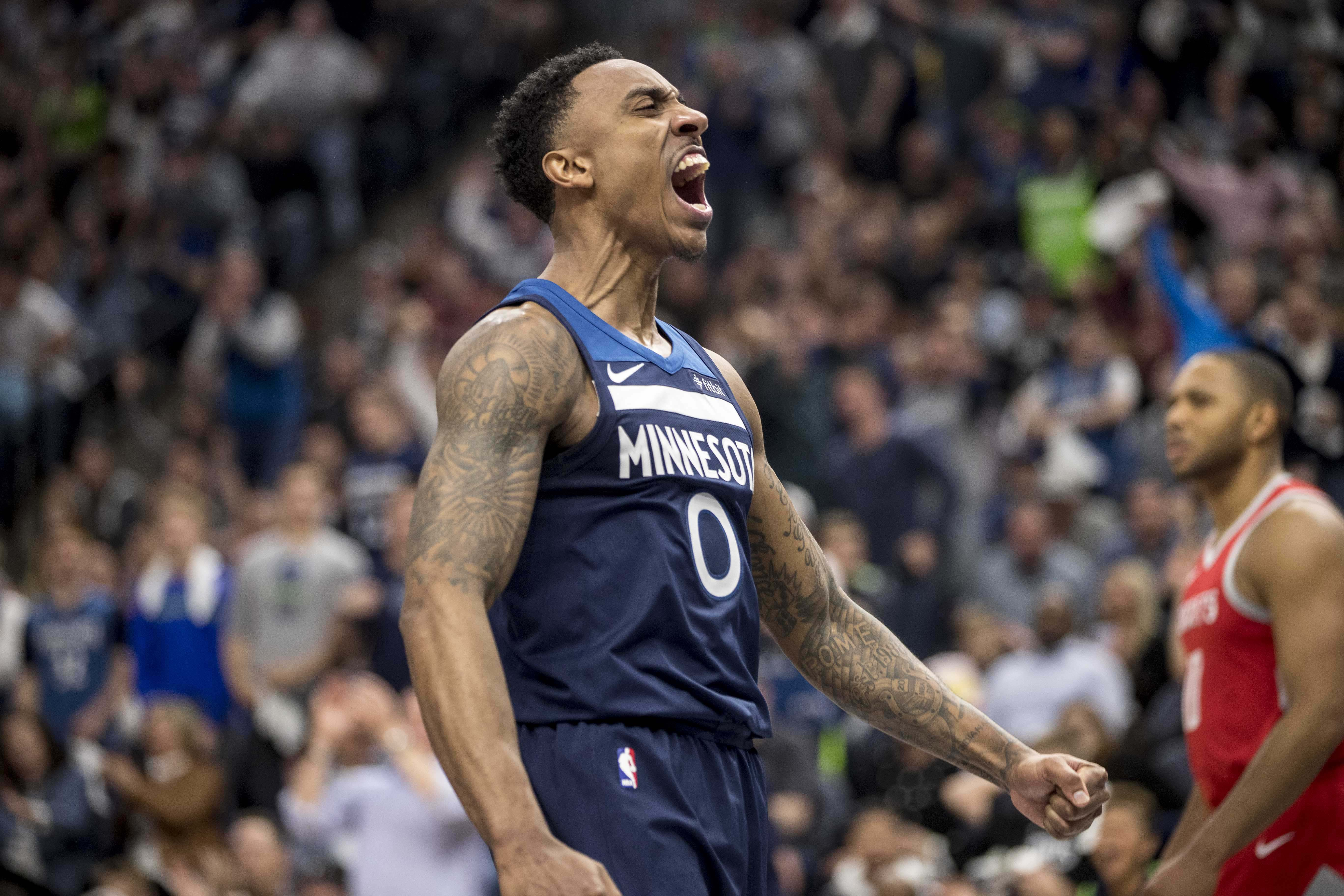 Timberwolves Defeat The Rockets 121-105: Media Reactions