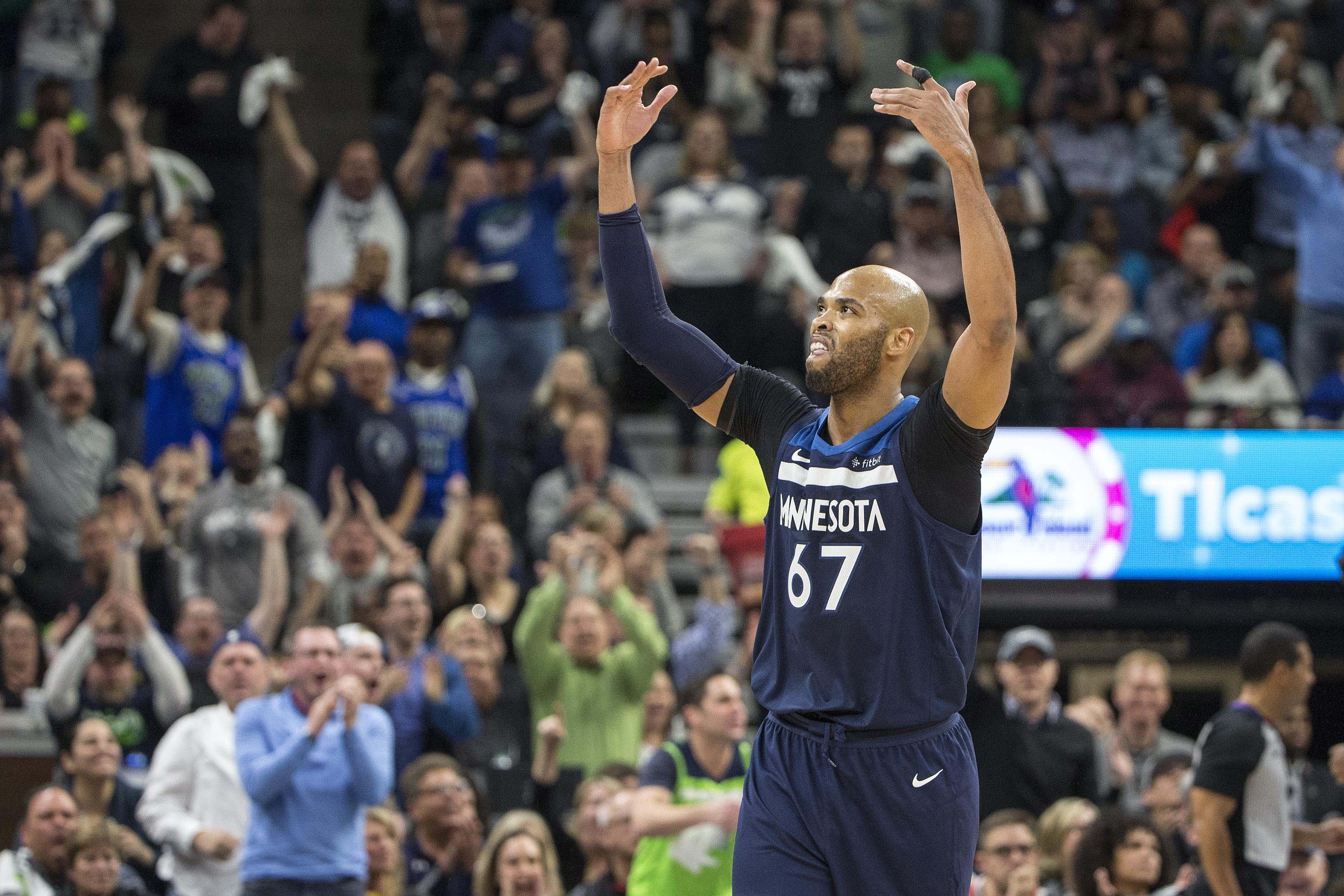 Timberwolves Defeat The Rockets 121-105: Fan Reactions