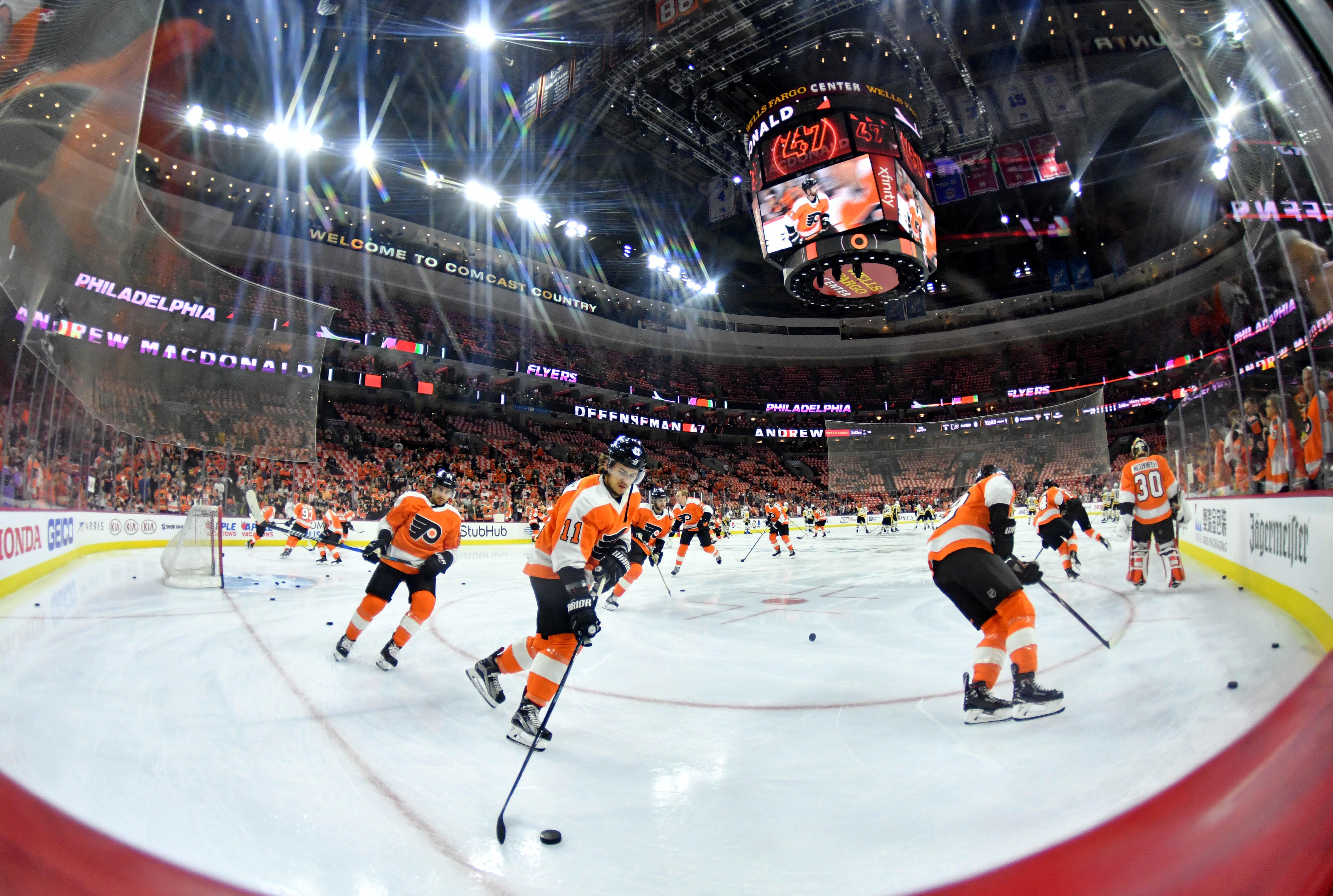 A goodbye to the 2017-18 Philadelphia Flyers