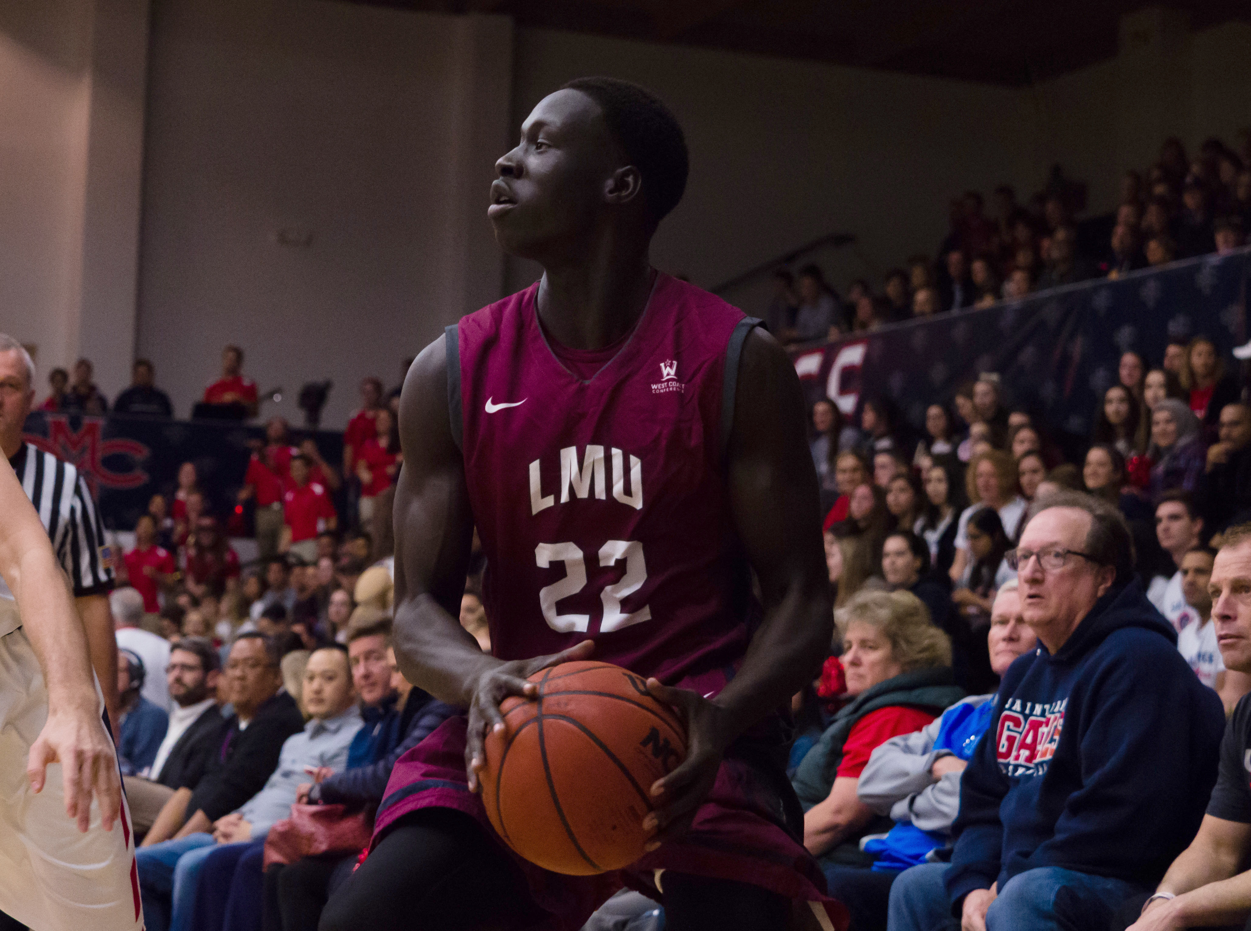 Buay Tuach Discusses Journey From Junior College To The Cusp Of NBA