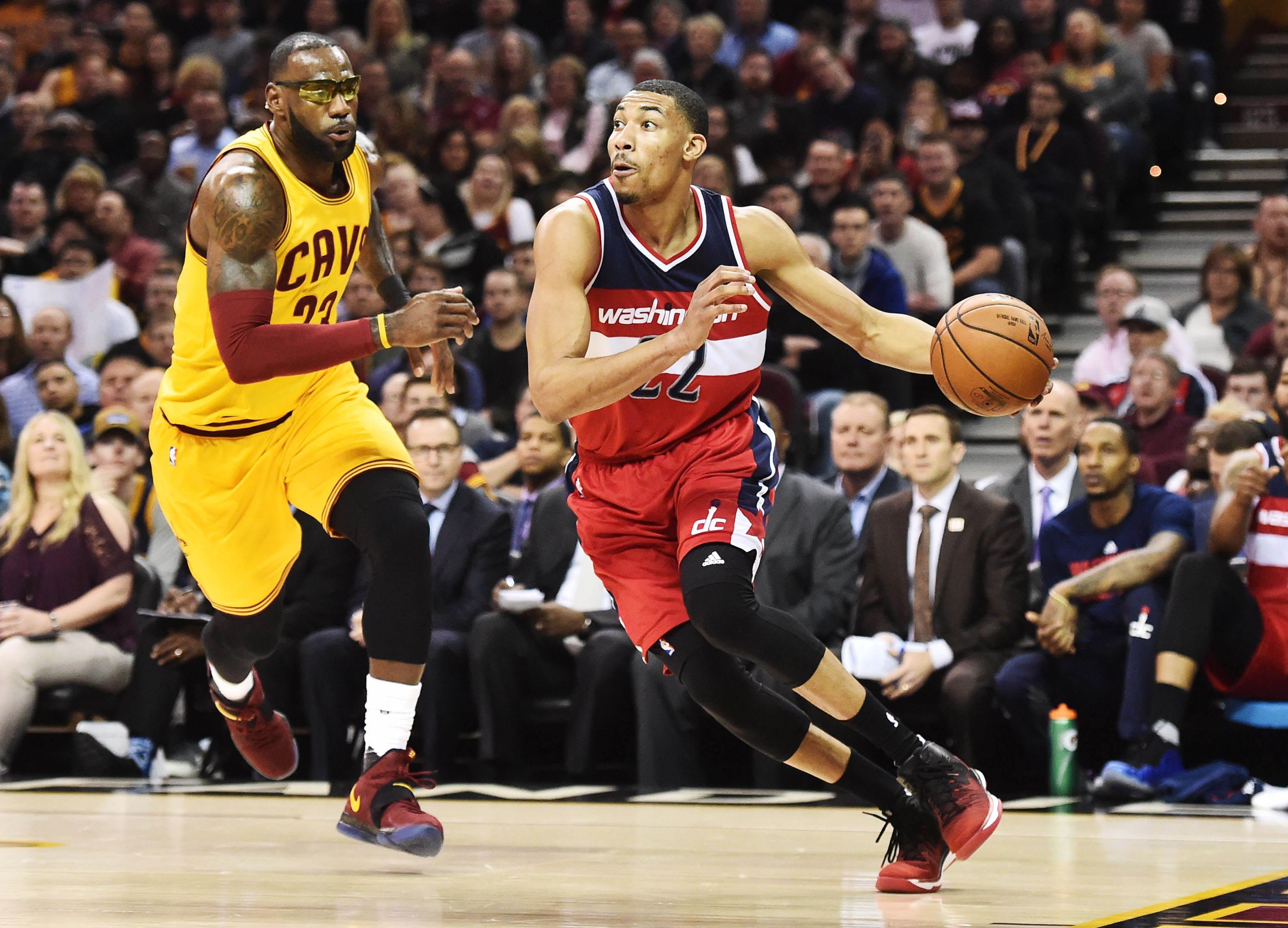 Should I Stay Or Should I Go? Otto Porter And The Wizards' Cap Dilemma