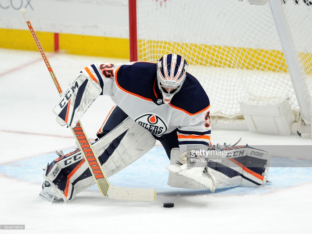 Figuring Out The Oilers Goaltending Situation