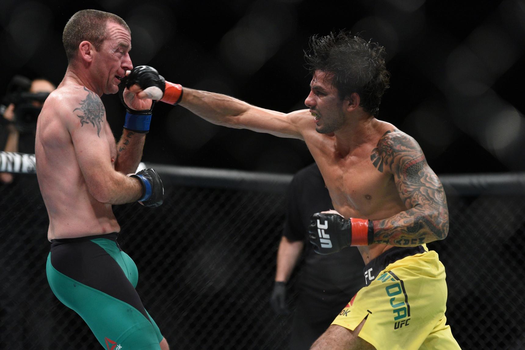 UFC Vegas 18 DraftKings DFS Picks