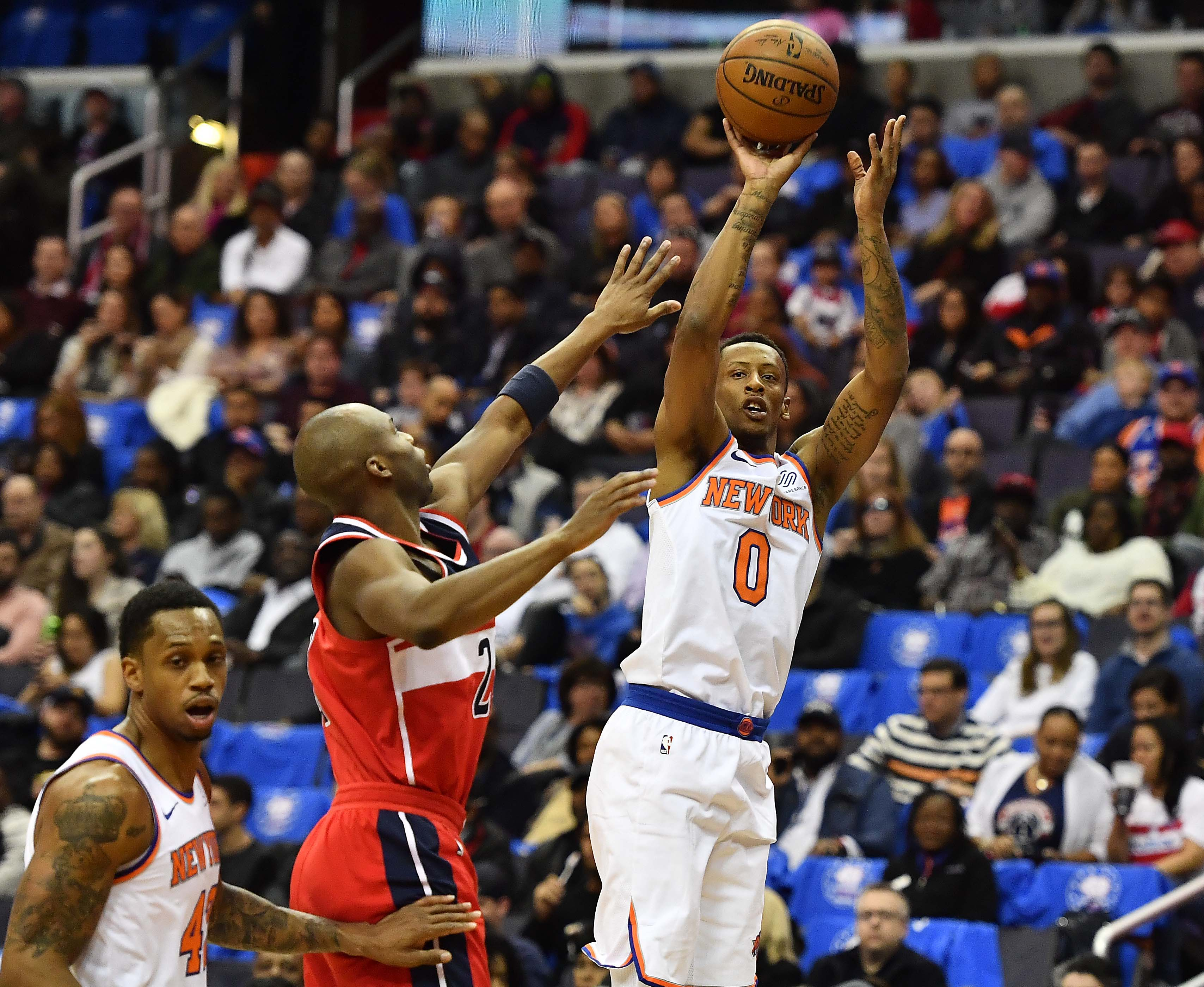 Can Troy Williams help Knicks fill wing void better than NBA Draft Prospect?