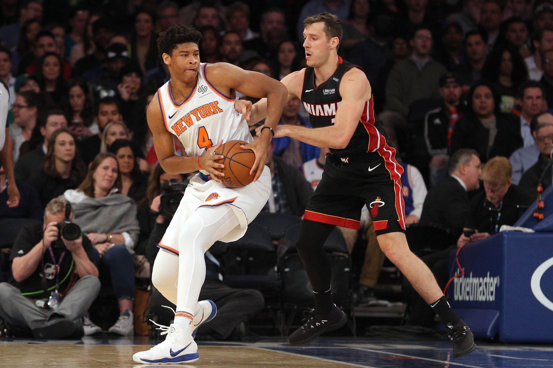 Top Westchester Knicks' Games of 2017-18 Season
