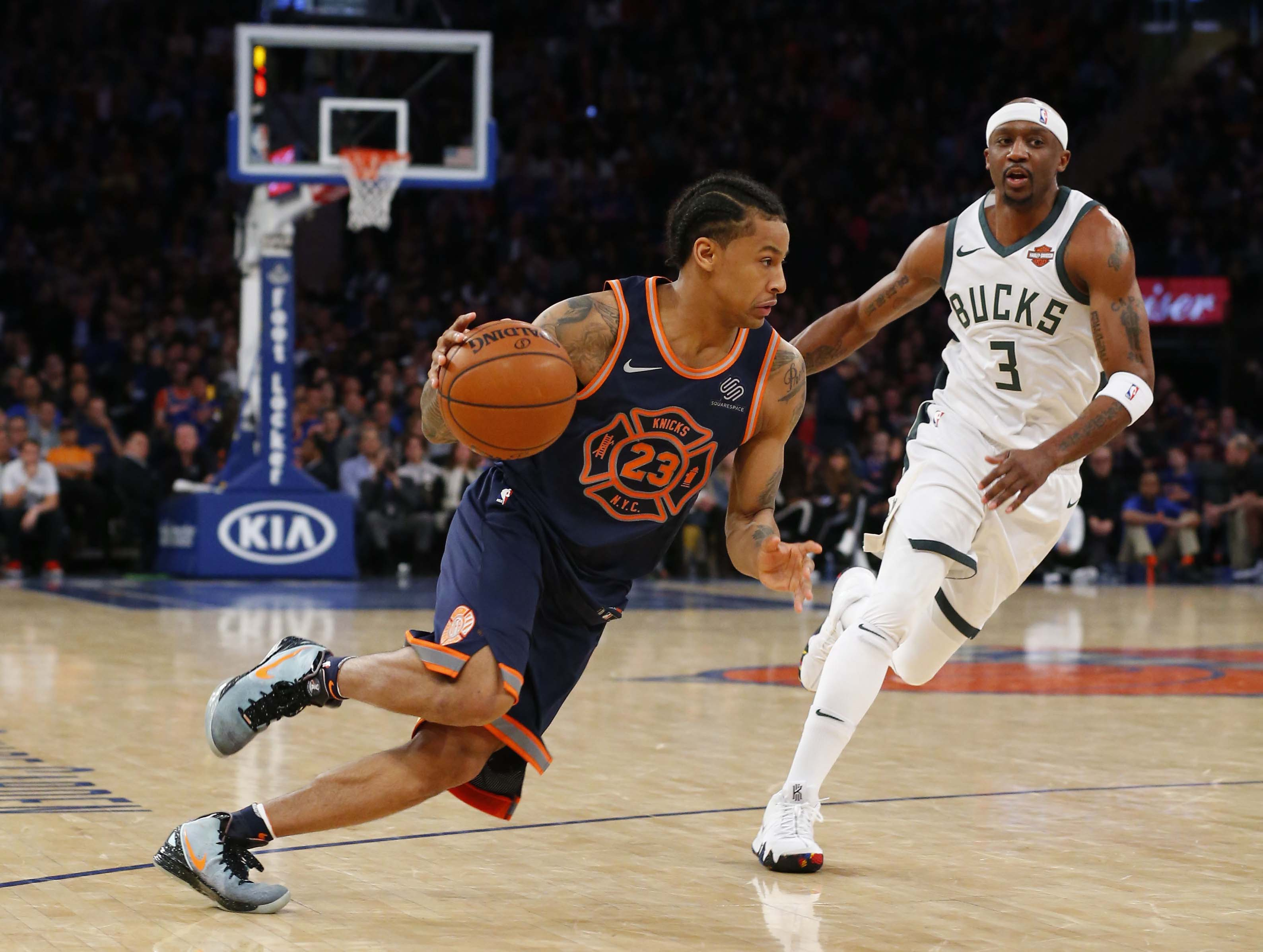 Trey Burke Reestablishes Himself As NBA Guard With Westchester Knicks