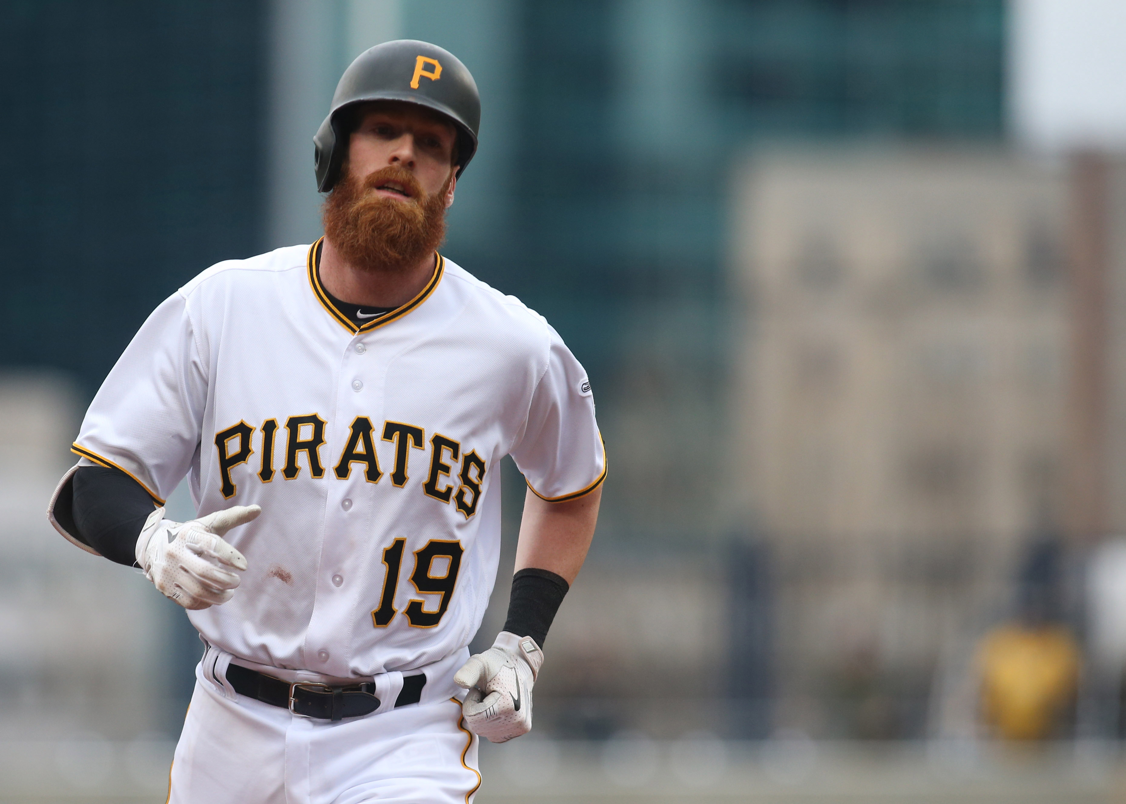 Pittsburgh Pirates 2018 Report Card - Colin Moran