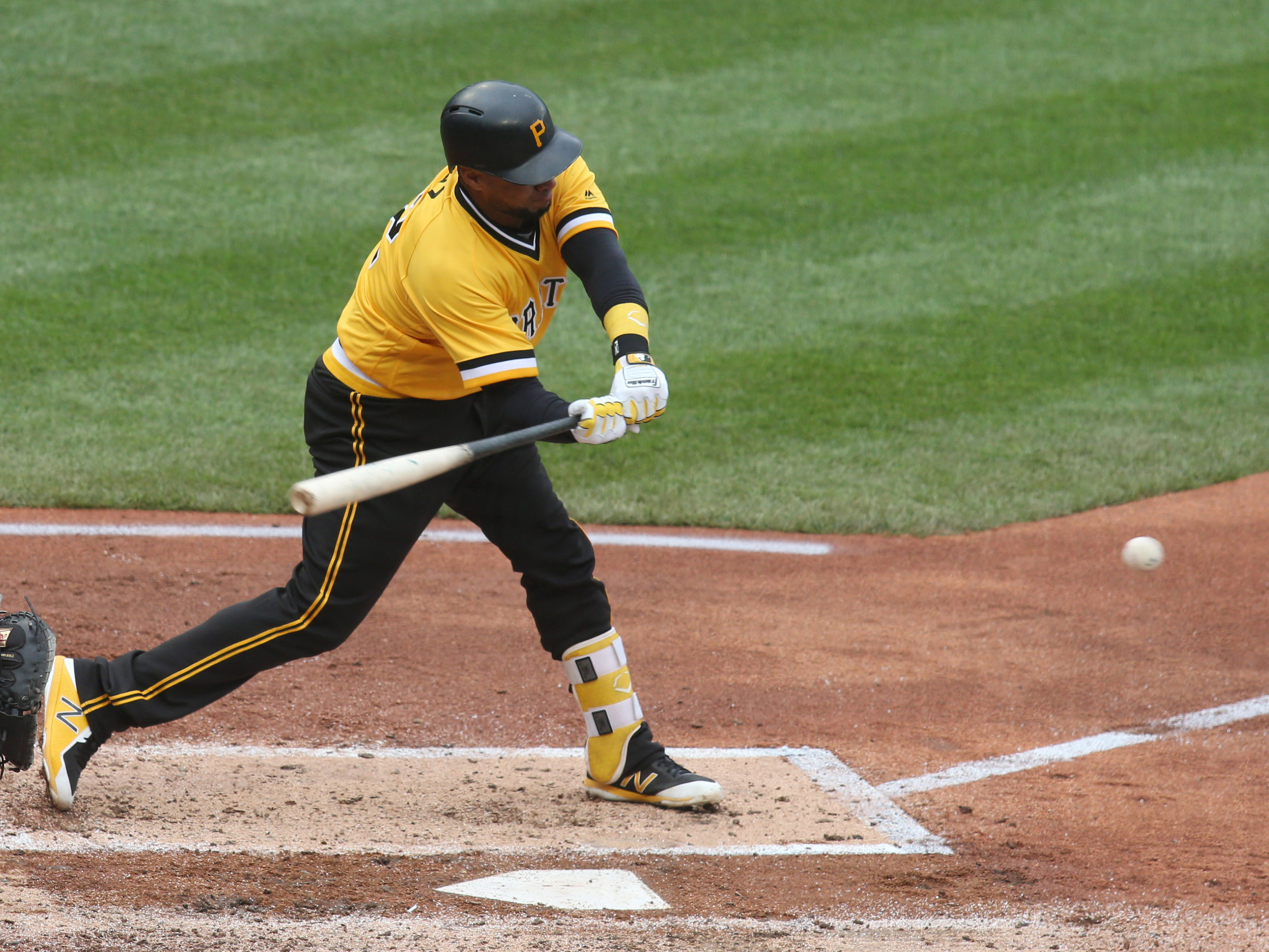 Does Elias Diaz need more playing time?