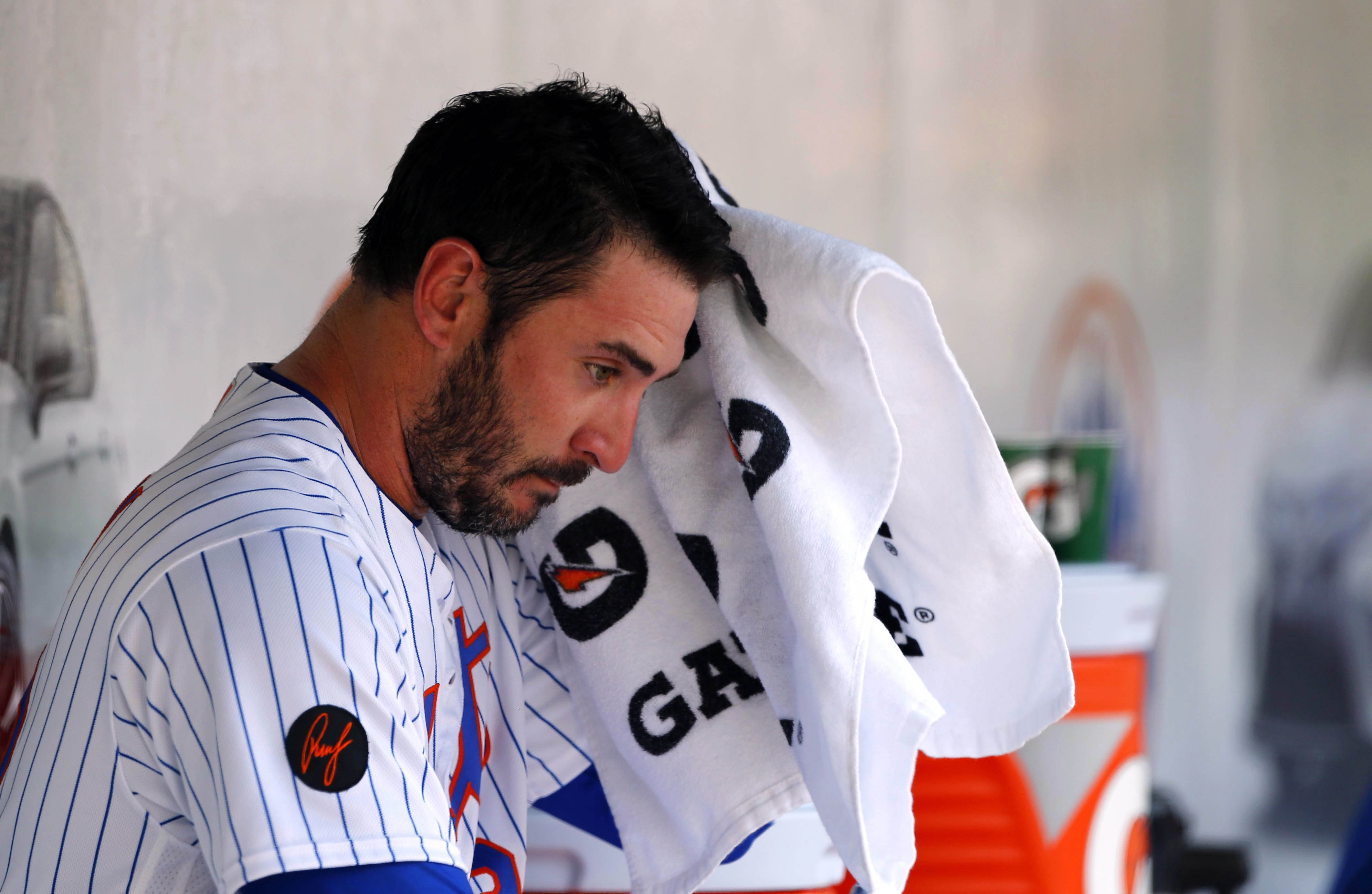 Matt Harvey is finally headed out of New York after trade to Cincinnati