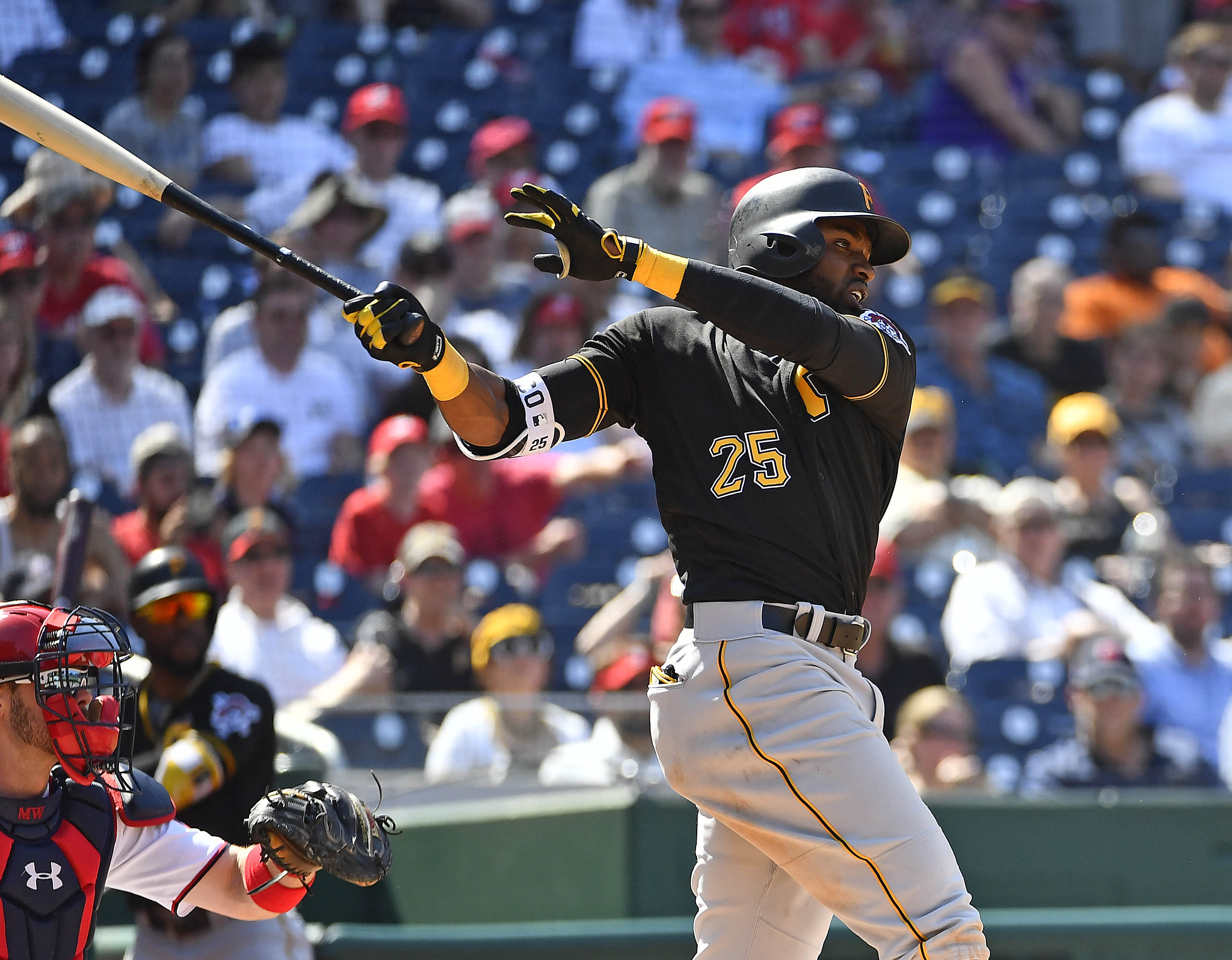 Gregory Polanco has an easy path towards more production