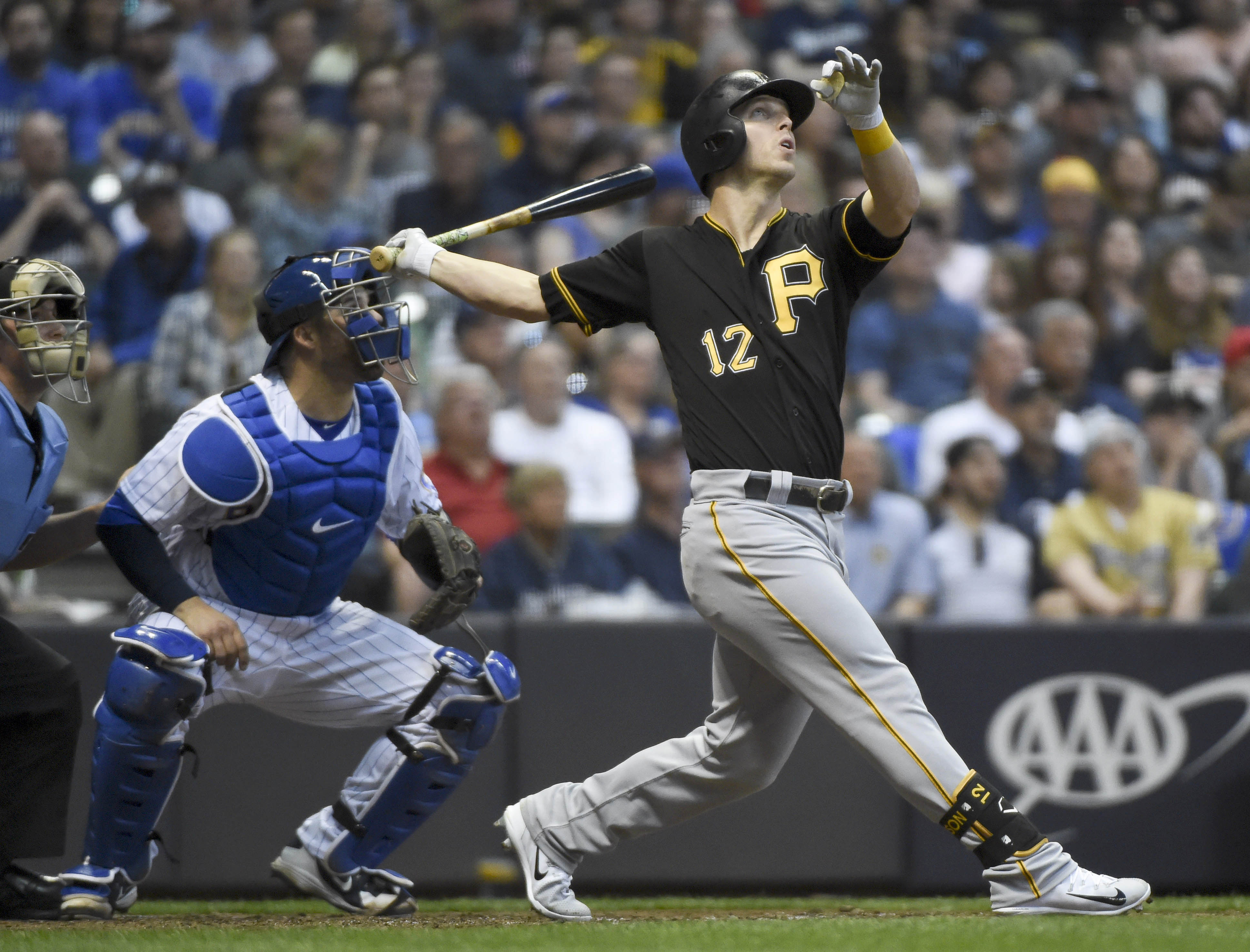 Pittsburgh Pirates Stock Report: June 3-9