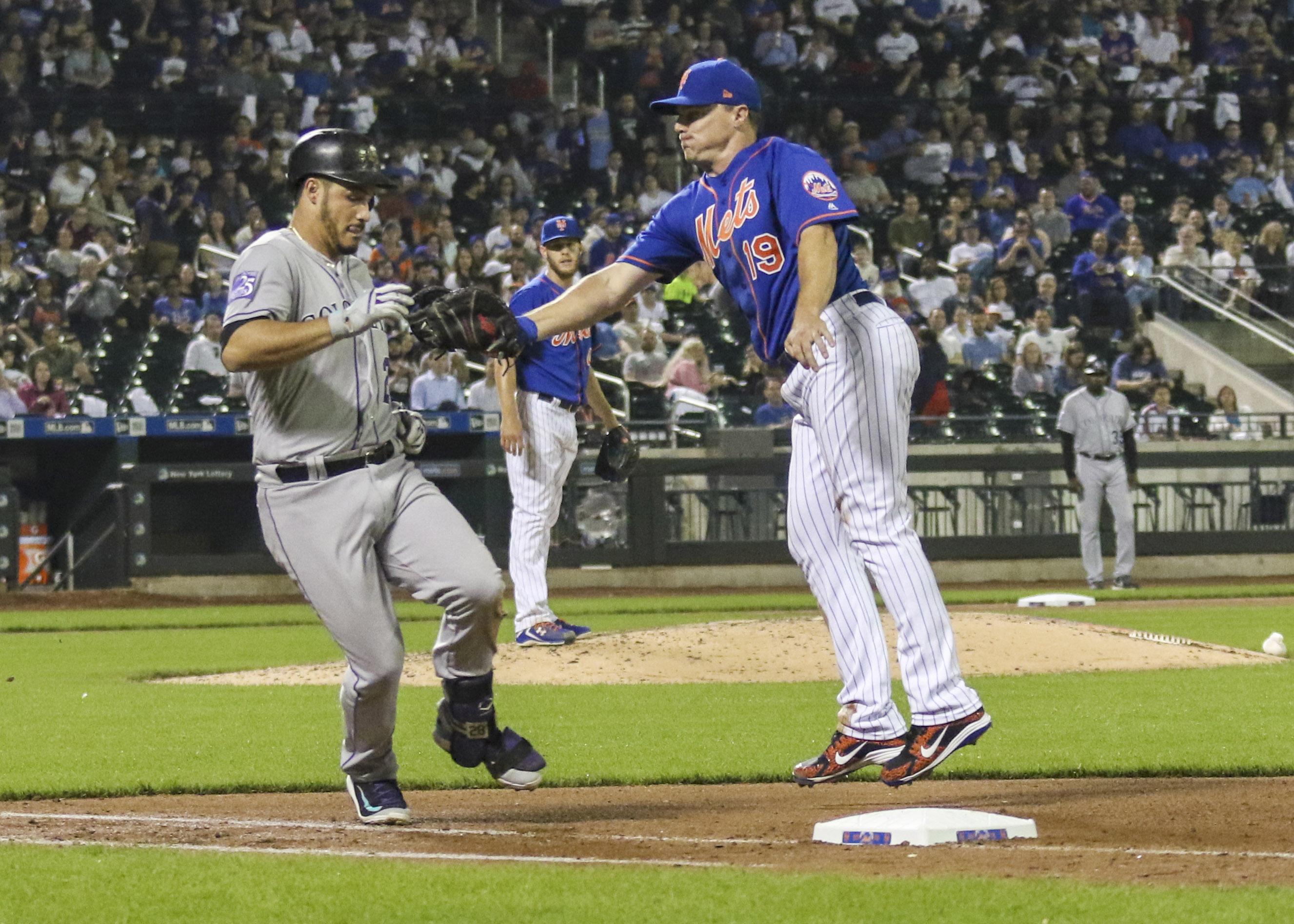 5/5/18 Game Preview: Colorado Rockies at New York Mets