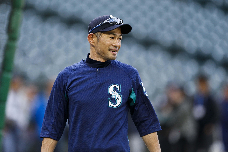Ichiro Suzuki somehow had no idea who Tom Brady was until recently