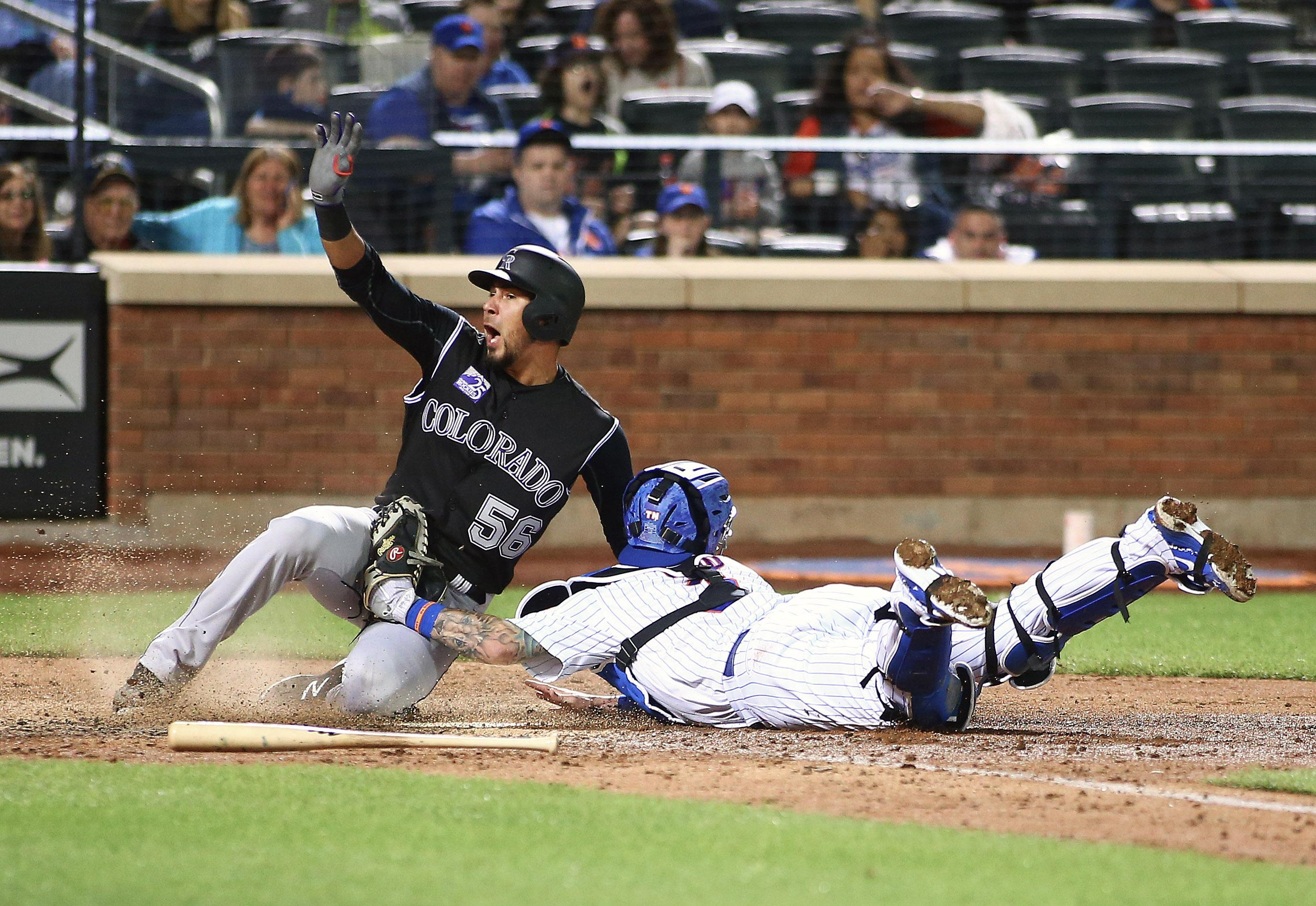 5/6/18 Game Preview: Colorado Rockies at New York Mets