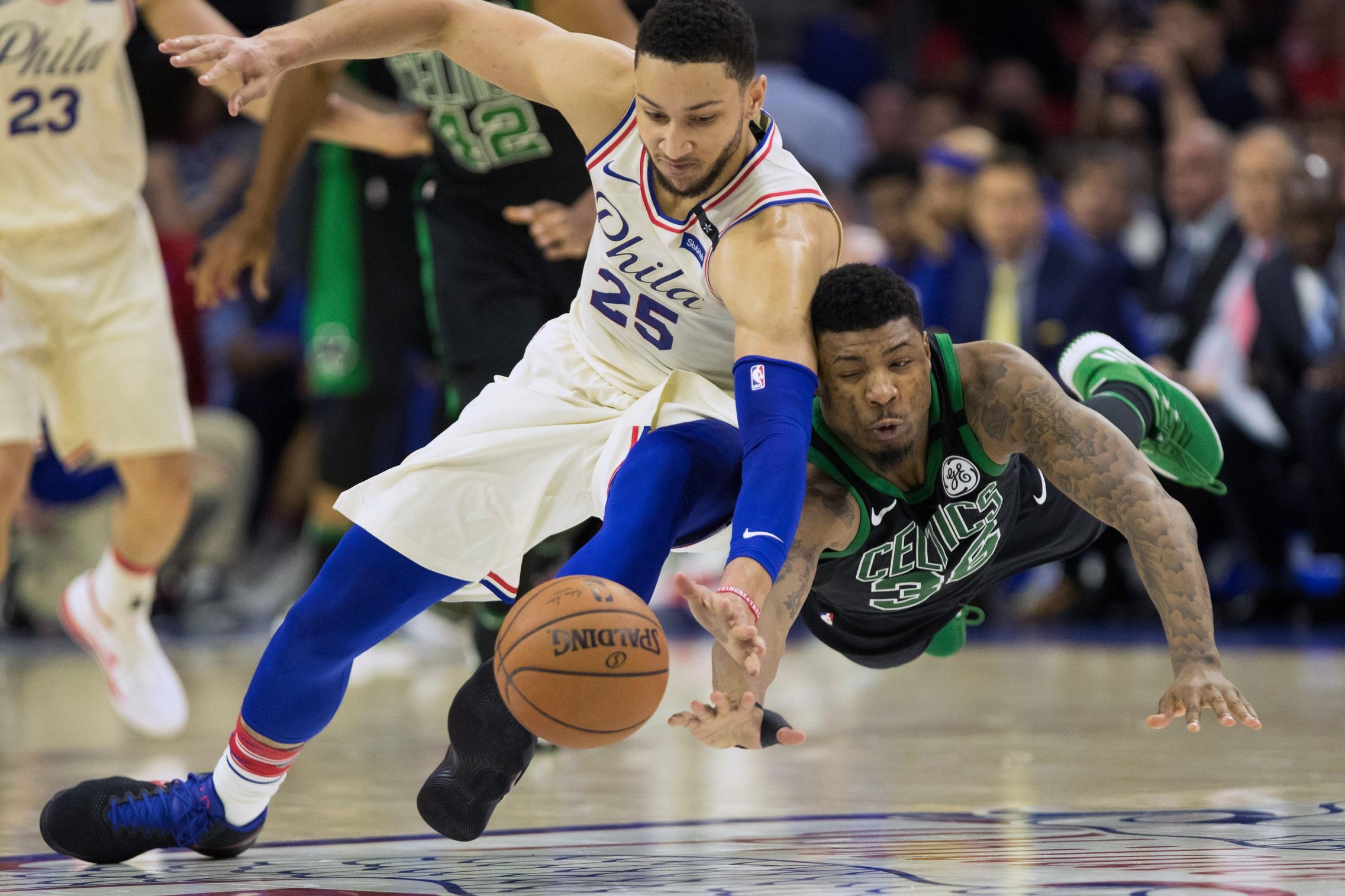 Your Morning Dump... Where the Celtics are tough