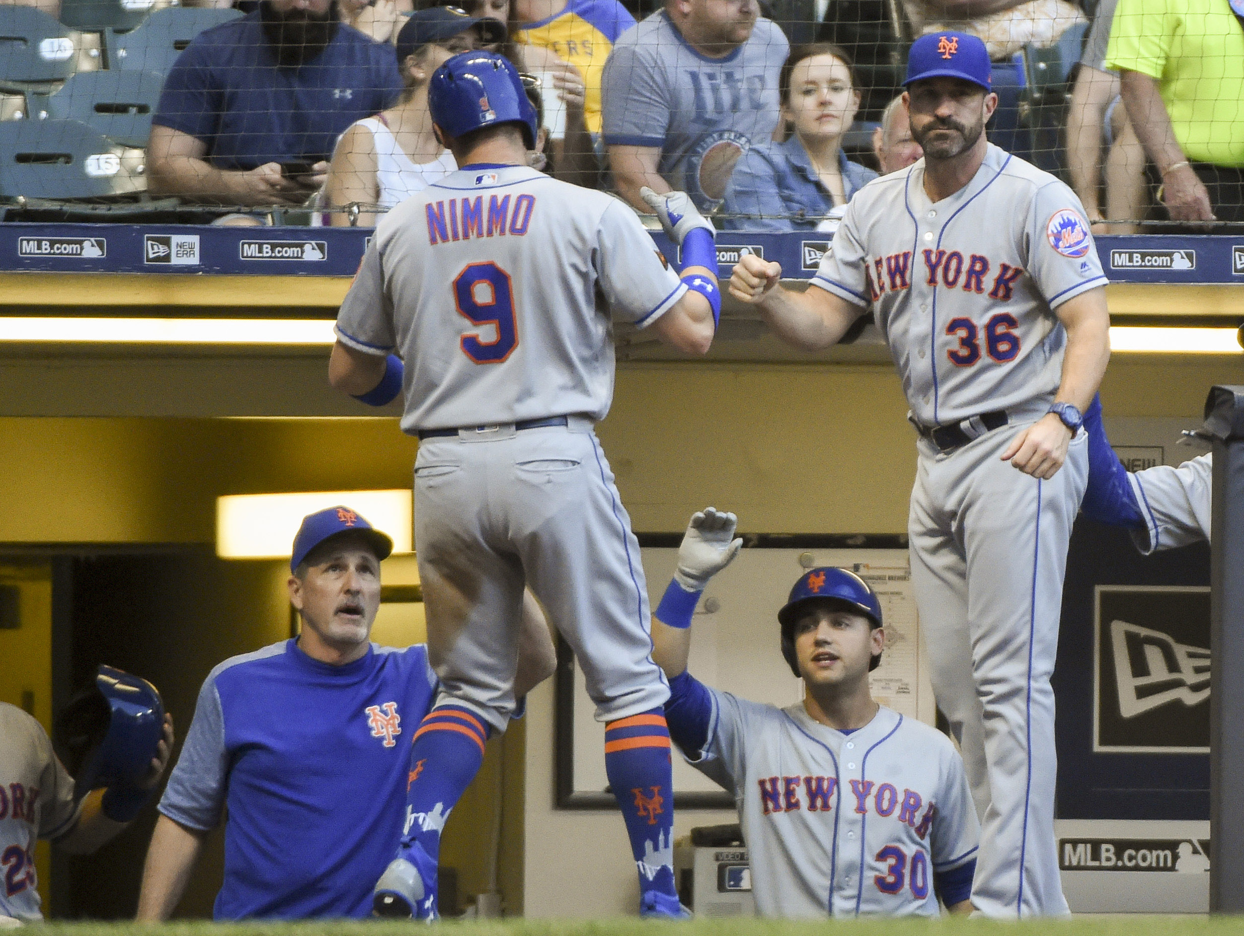 5/25/18 Game Preview: New York Mets at Milwaukee Brewers
