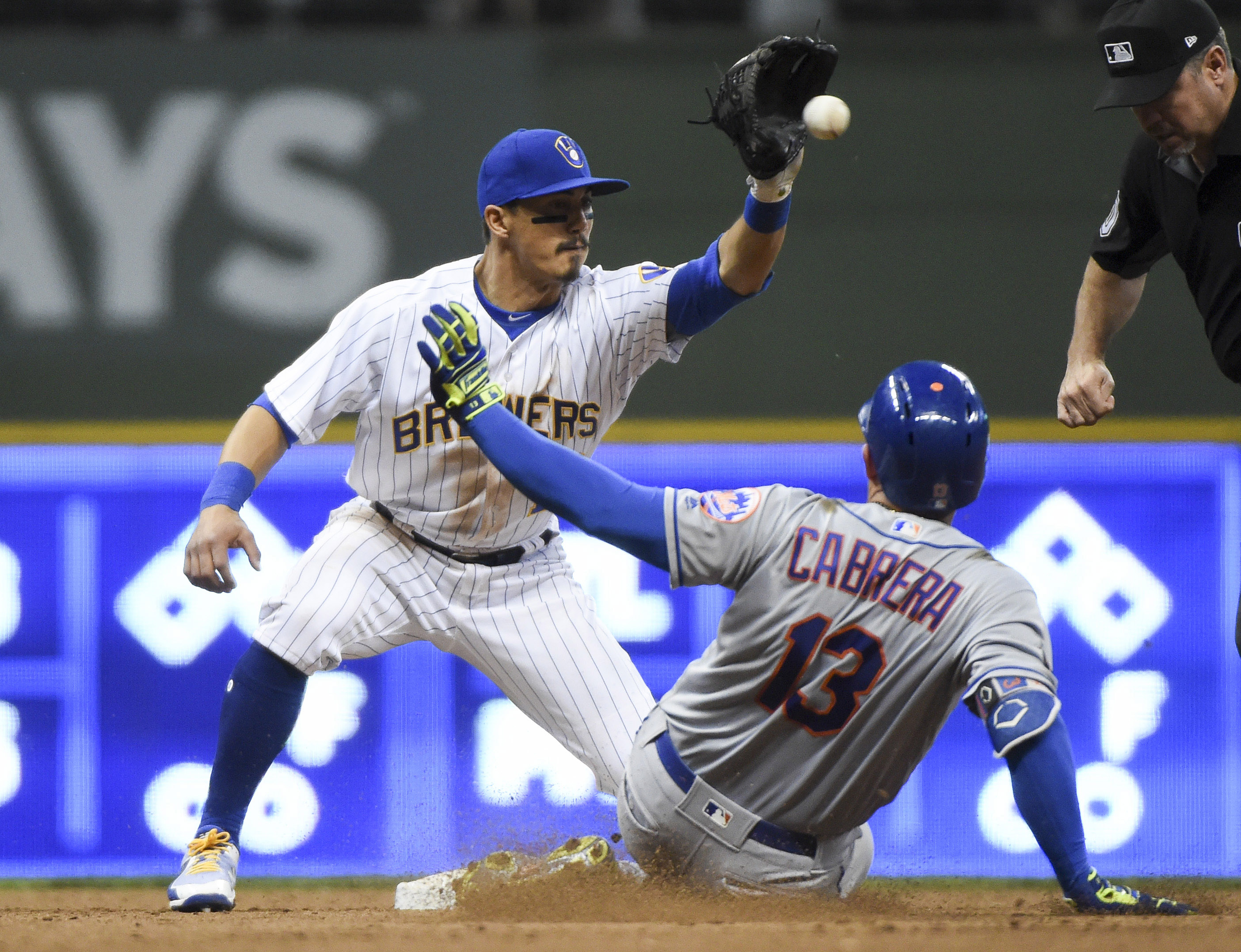 5/26/18 Game Preview: New York Mets at Milwaukee Brewers