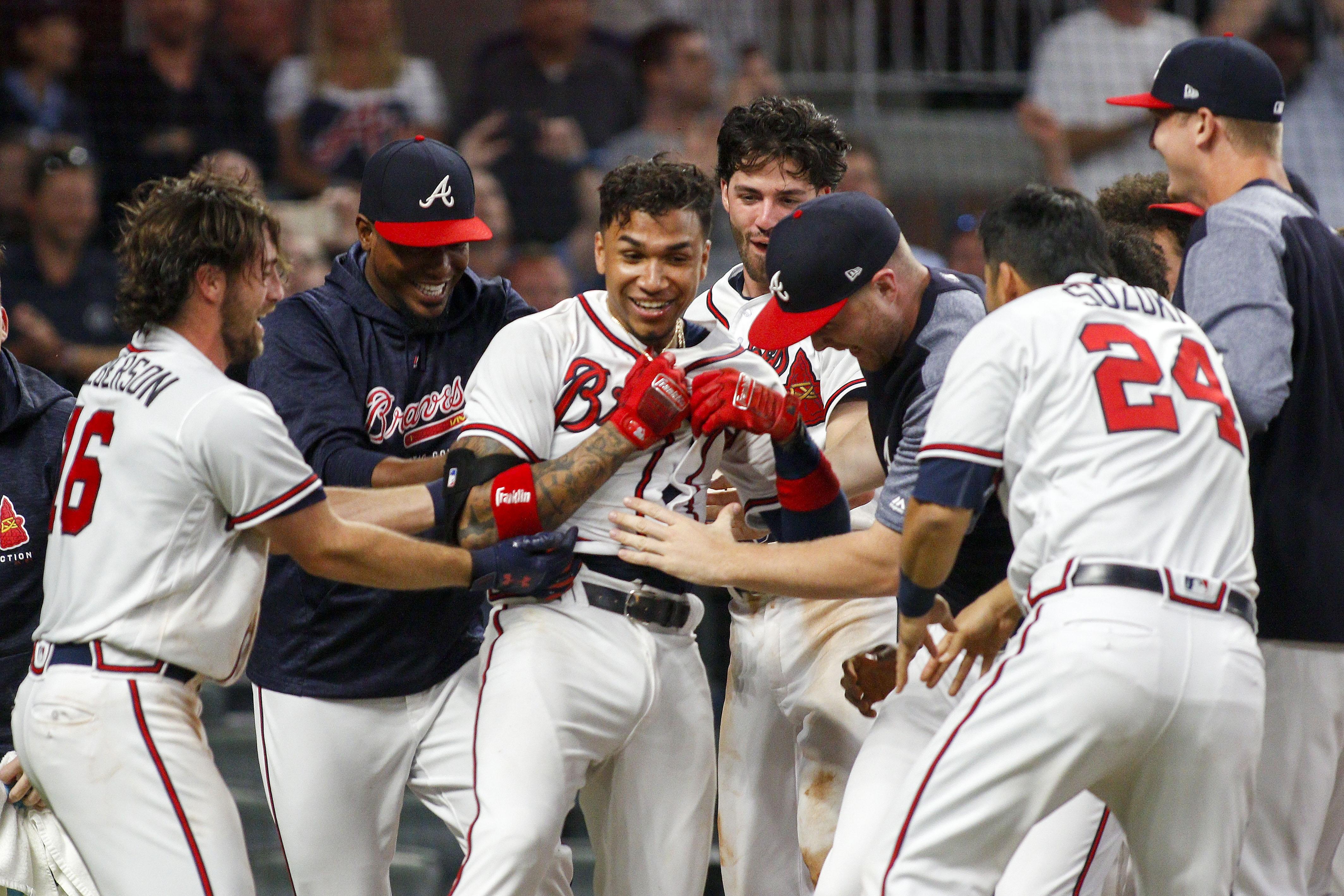 Walk-off Talk: Atlanta Braves Position Players