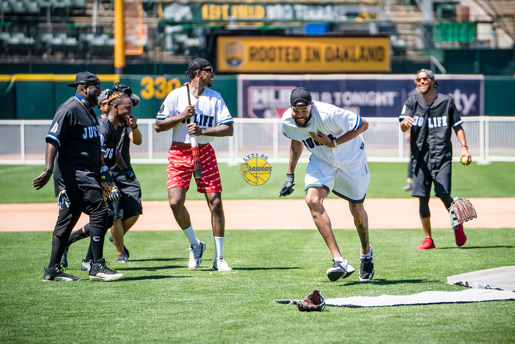 PHOTO GALLERY: JaVale McGee's 2018 Juglifewater.com Charity Softball Game