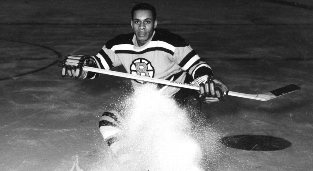 Hall of Fame (Part 1): Willie O'Ree earns rightful place ...