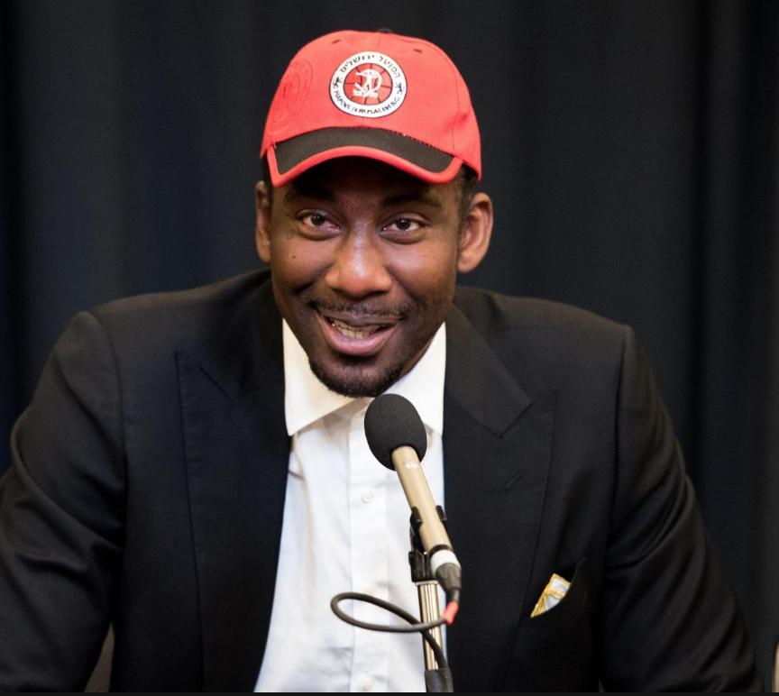 Could Amar'e Stoudemire return to NBA next season?