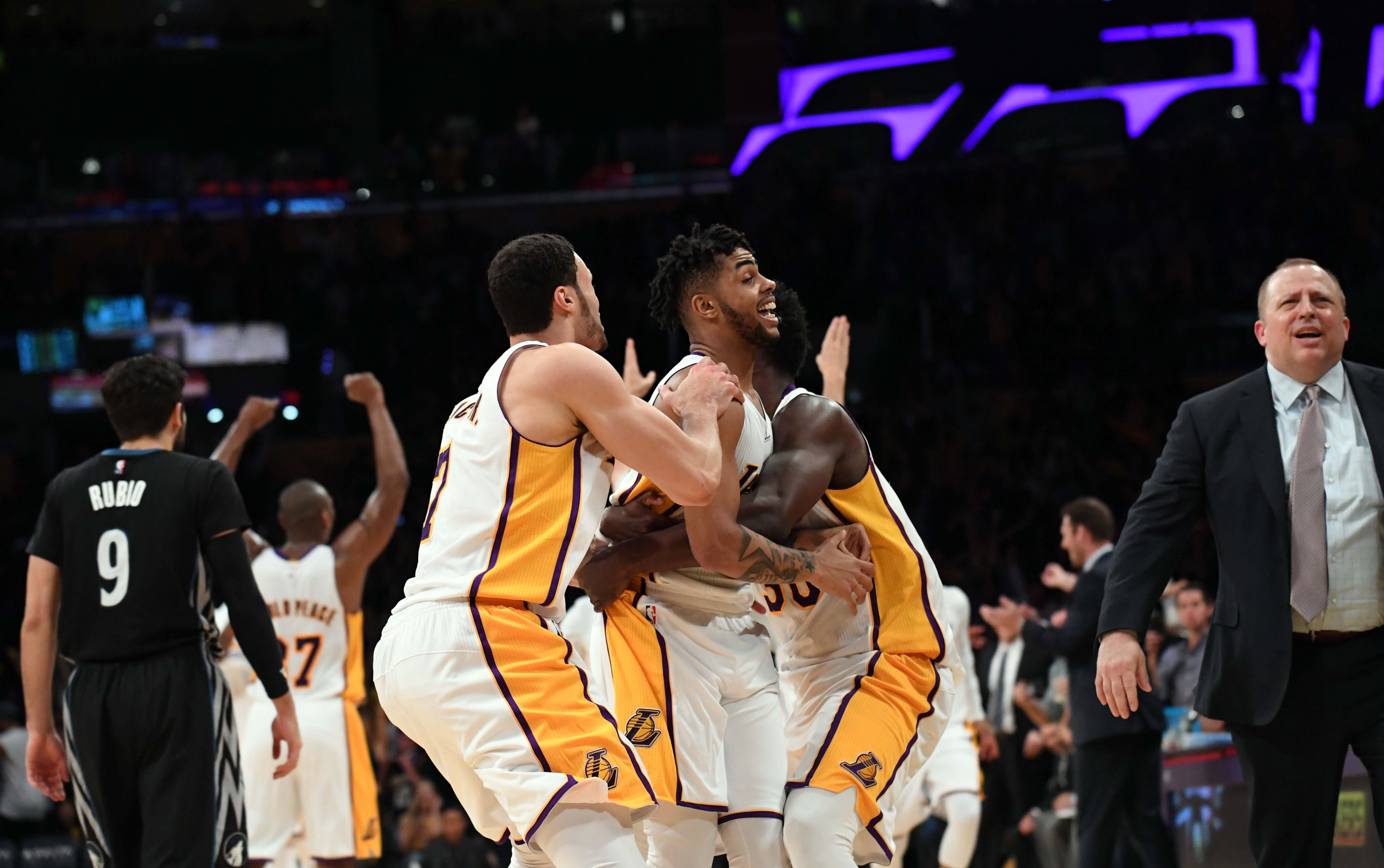 Nets want to reunite D'Angelo Russell with Julius Randle