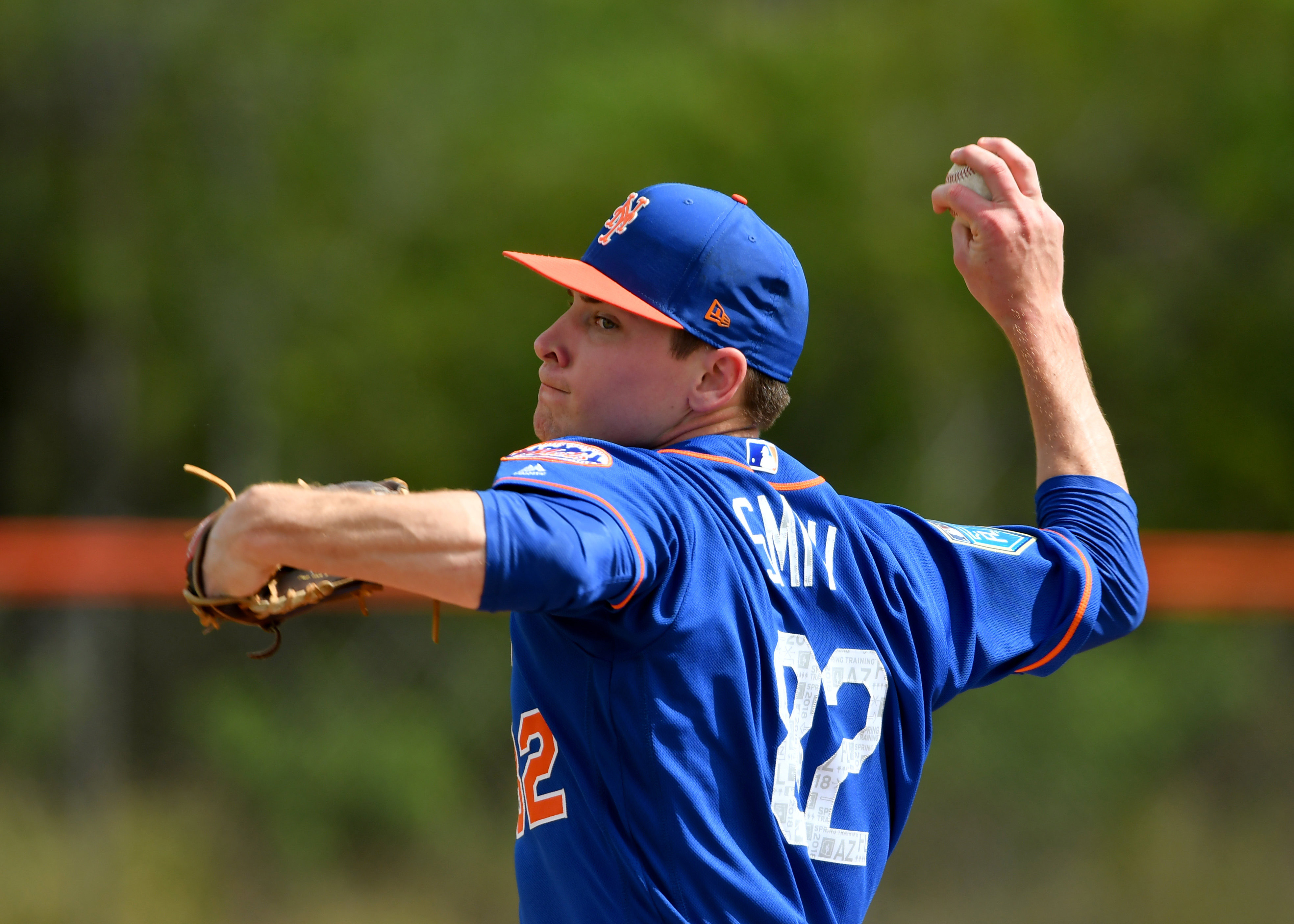 Minor League Mondays: Drew Smith Could Provide A Boost To New York Mets' Bullpen