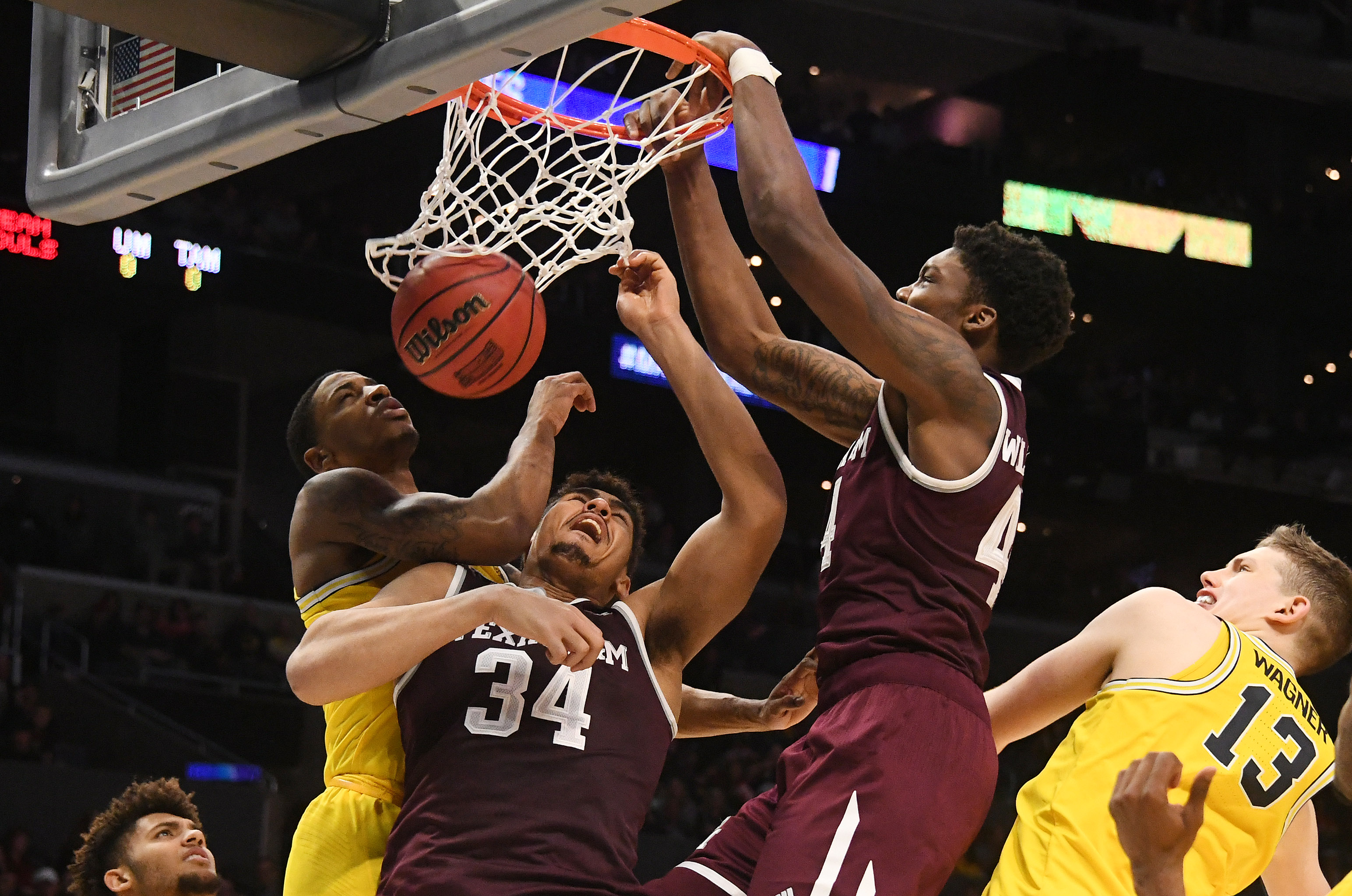 Can Robert Williams really become Clint Capela for the Boston Celtics?