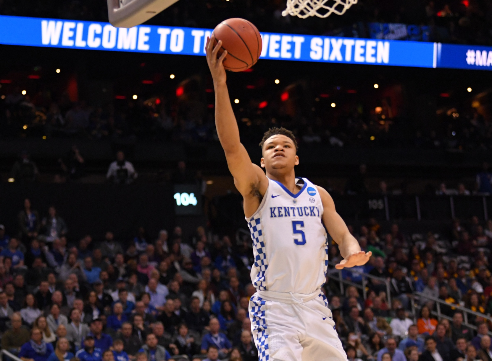 Projecting NBA Draft Prospects: Kevin Knox