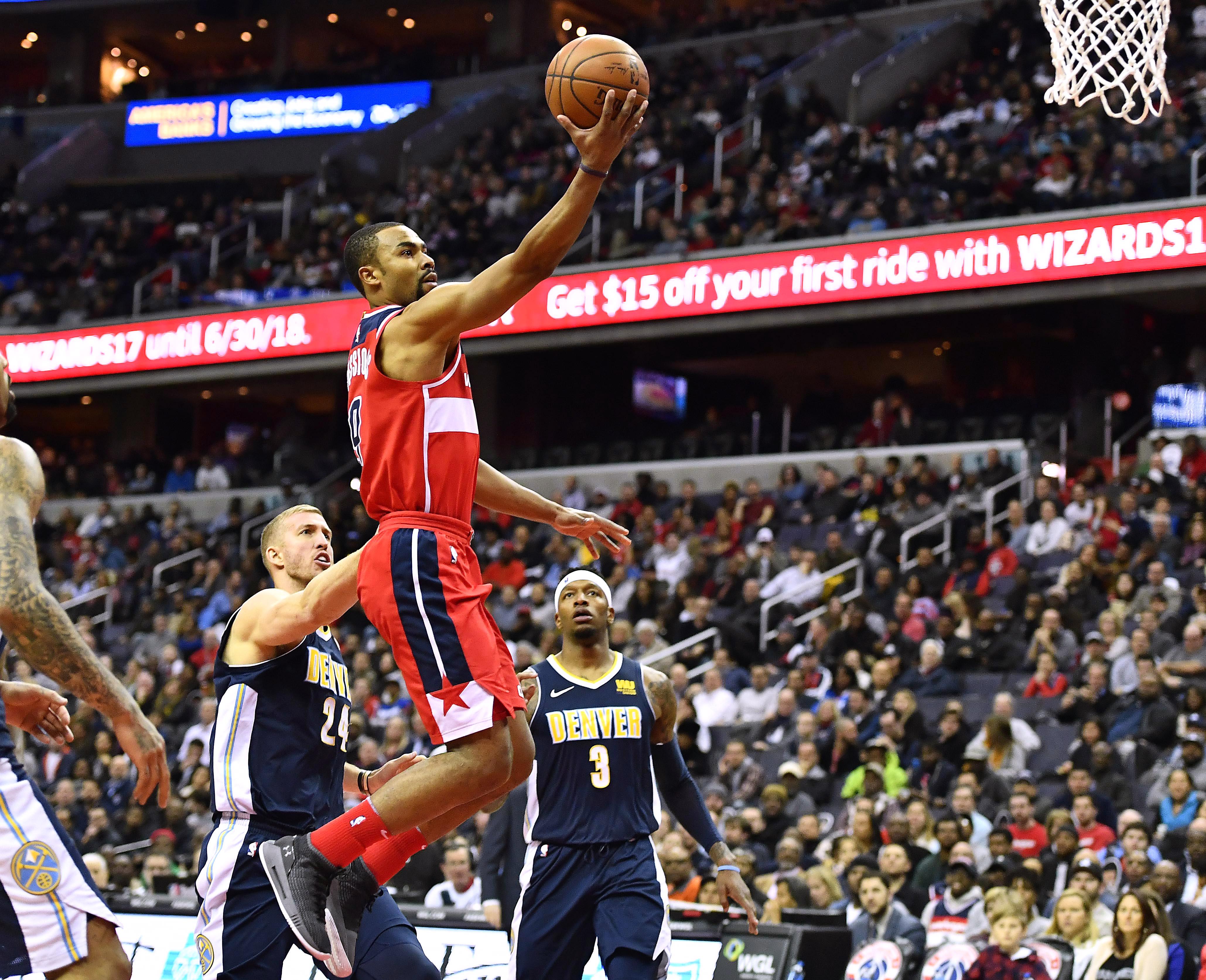 2017-18 Washington Wizards Report Card: Ramon Sessions