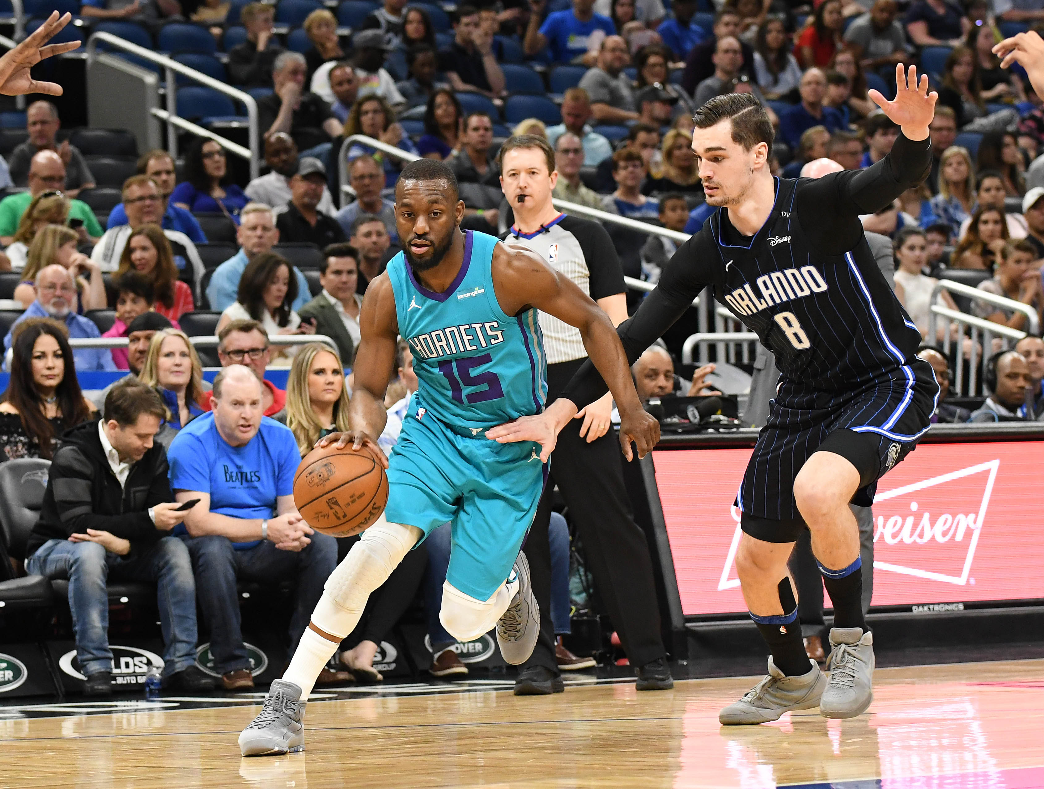 Report: Hornets could shop Kemba Walker on draft night