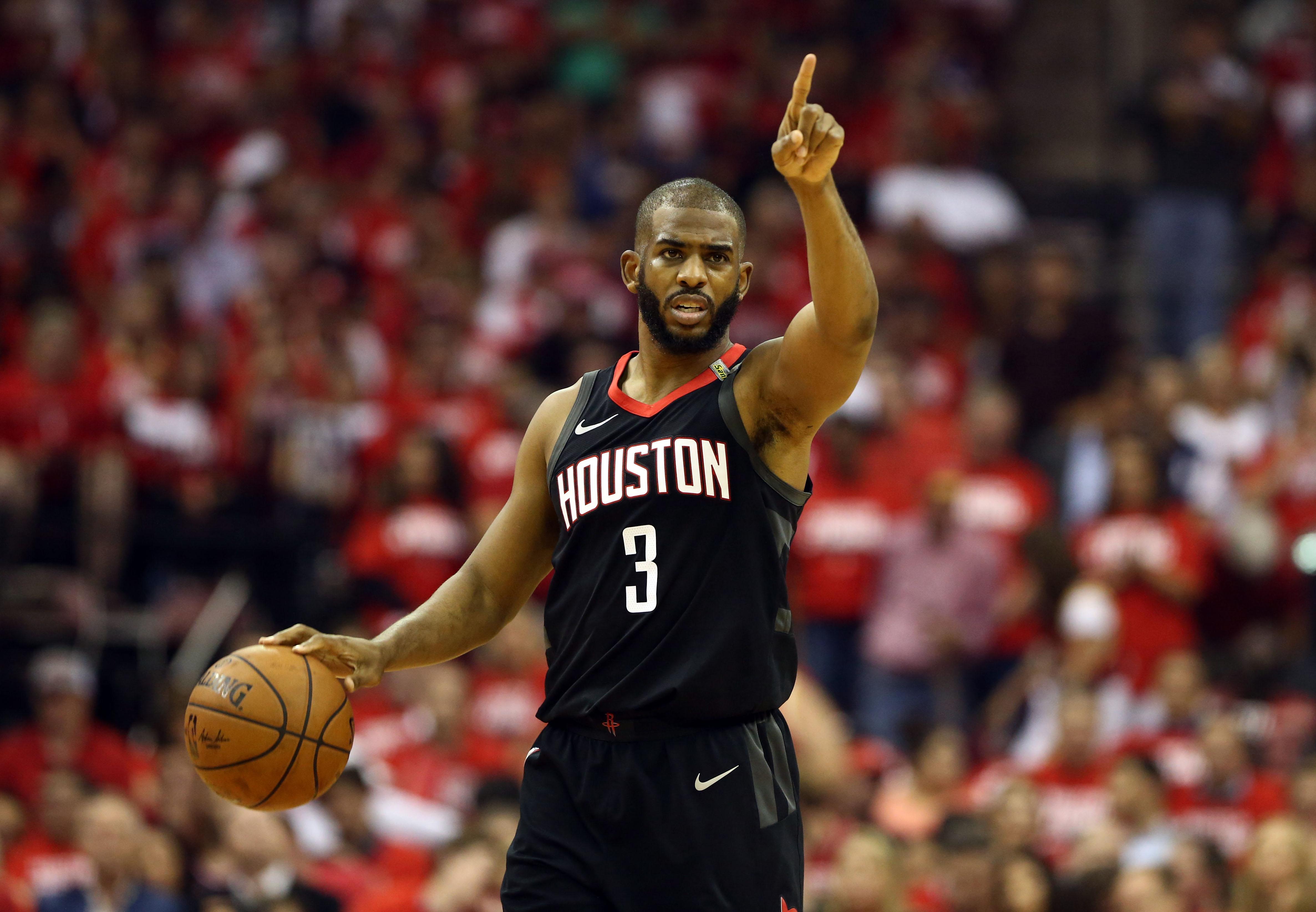 Could Chris Paul leave Houston?