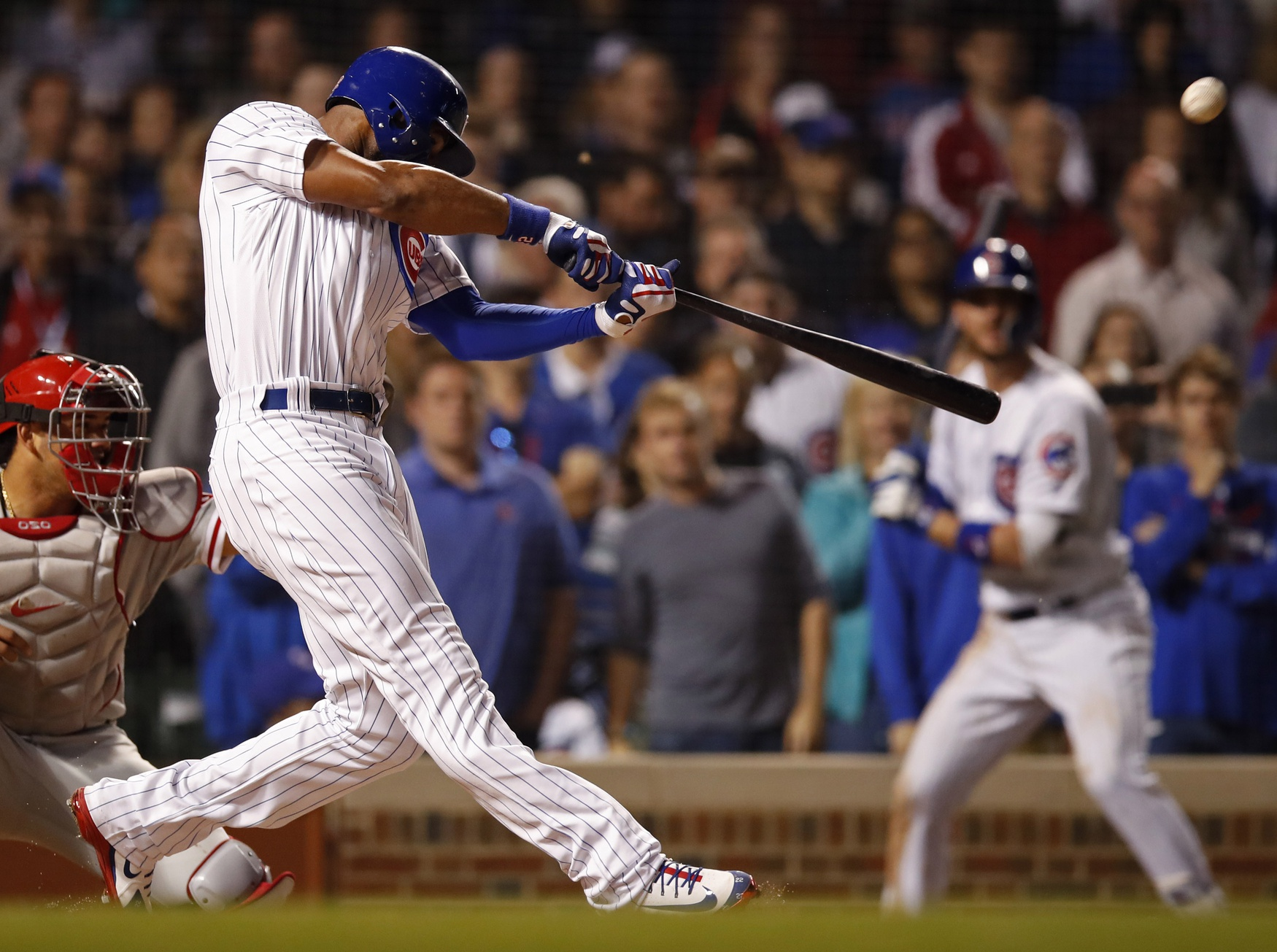 Cubs stun Phillies with walk-off grand slam; What should Kapler have done with Dominguez?