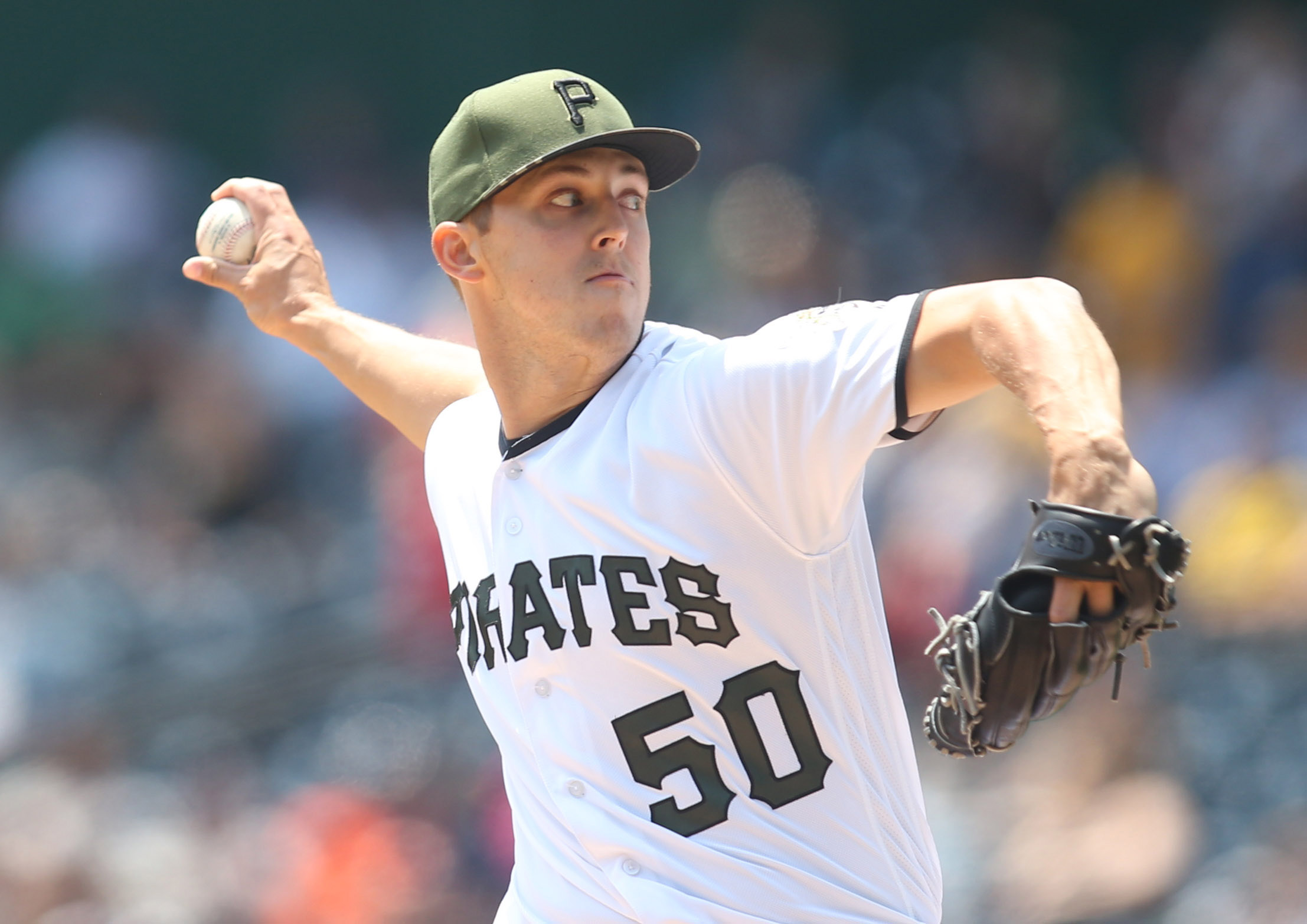 Are the Pittsburgh Pirates faceless?
