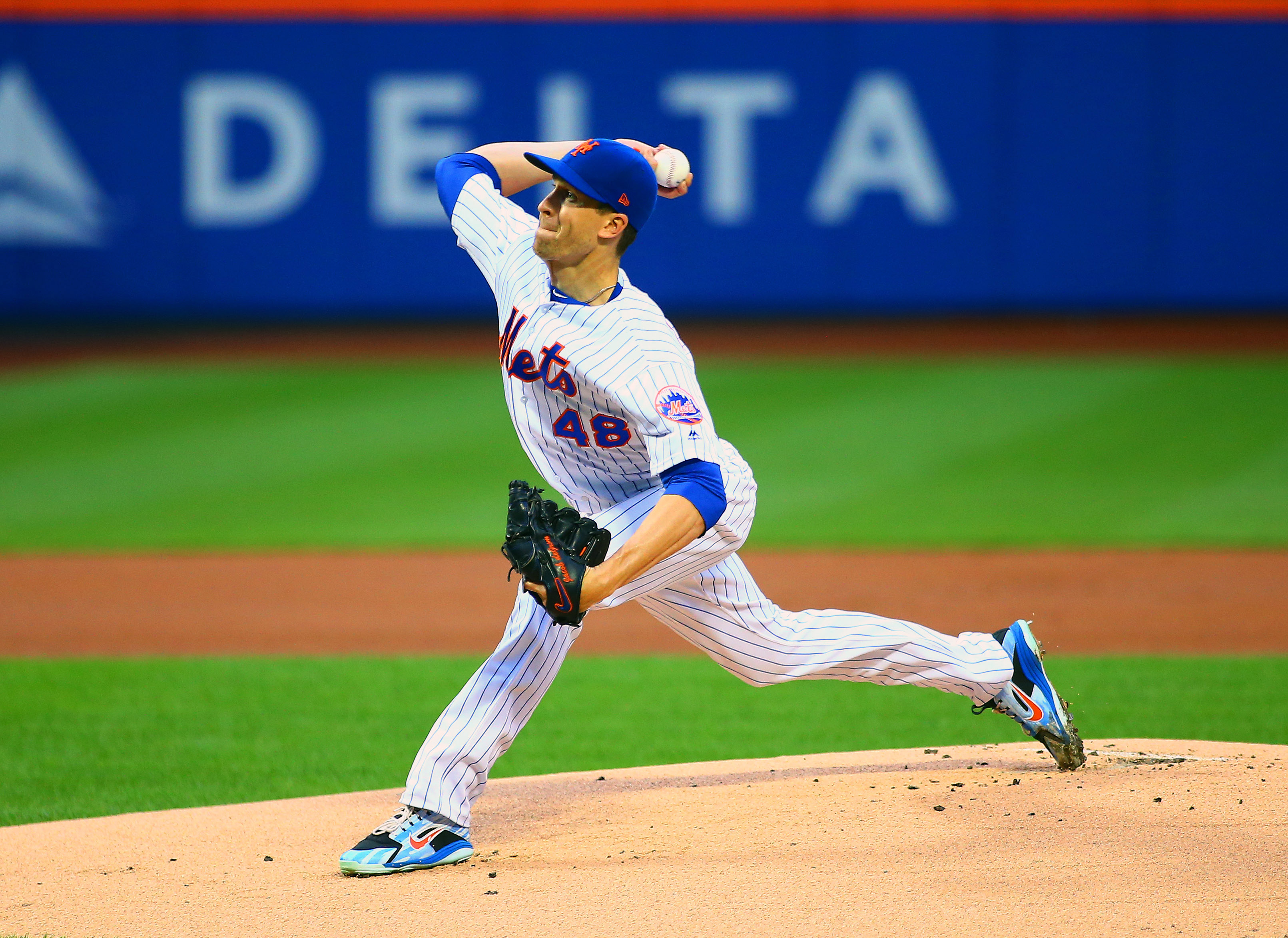 Jacob deGrom Should Be New York Mets' Lone All Star