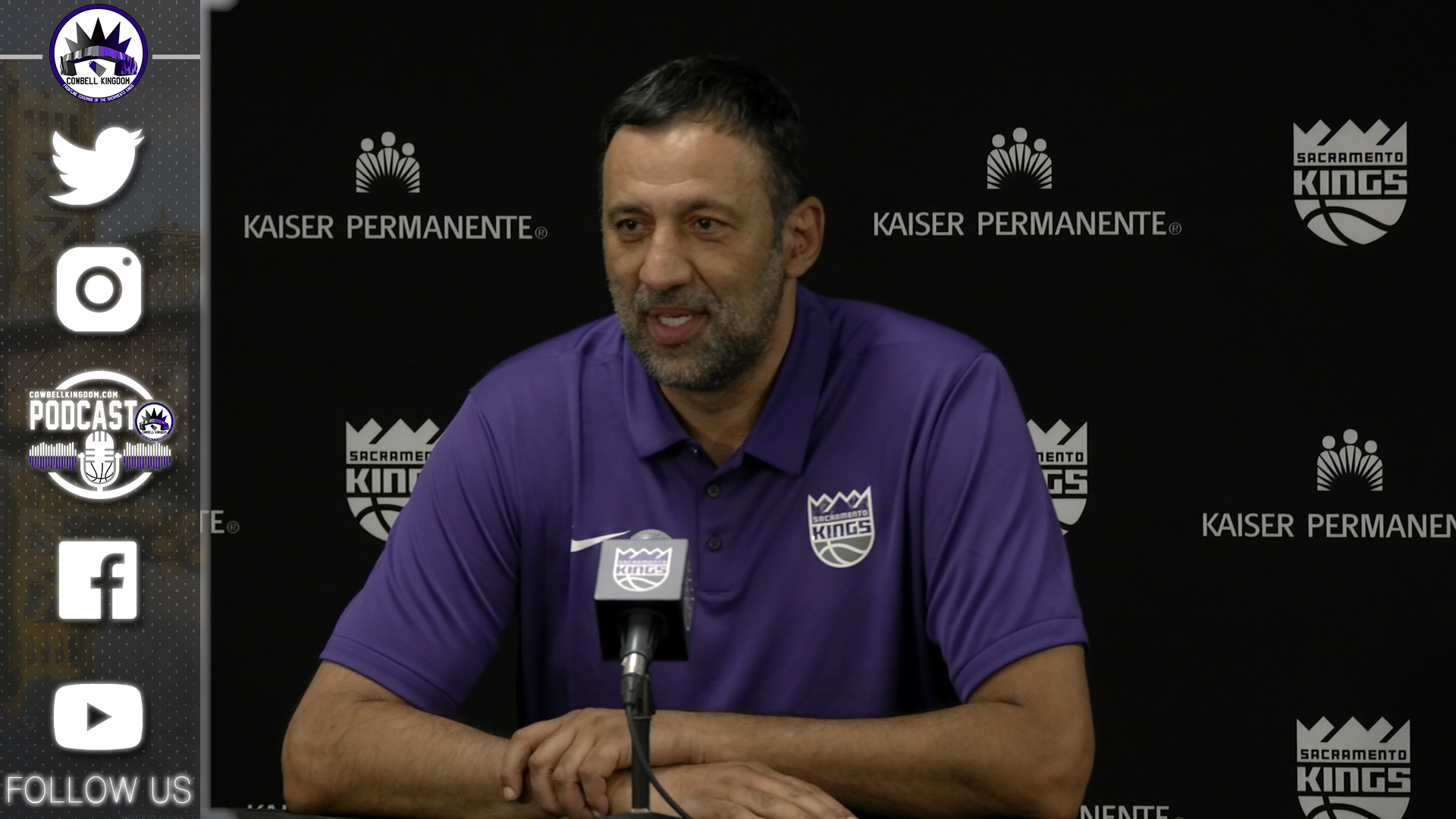 Vlade Divac explains why he drafted Marvin Bagley over Luka Doncic